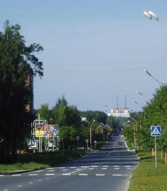 Заречный (Свердловская область) — Википедия