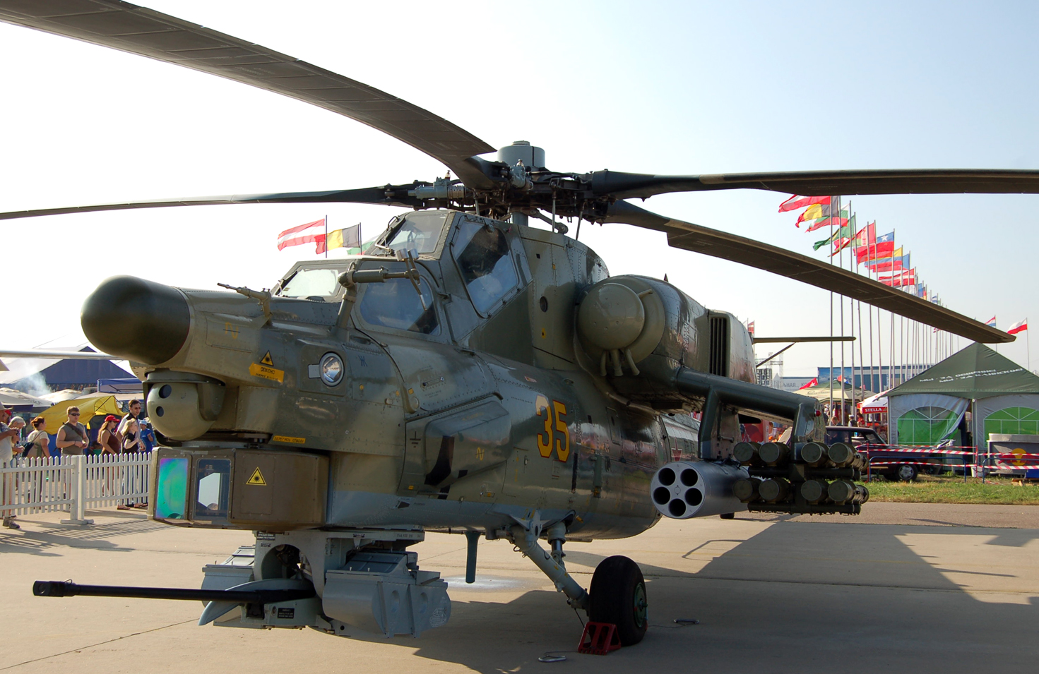 Russian Helicopters Are Back - RP Defense