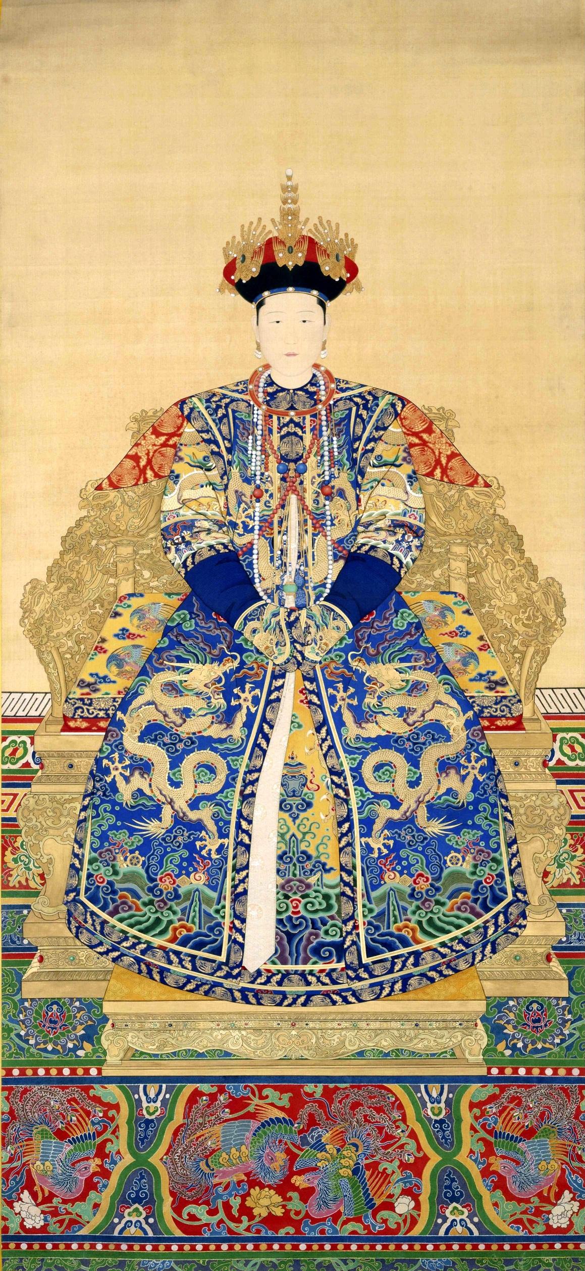 Empress Xiaokangzhang