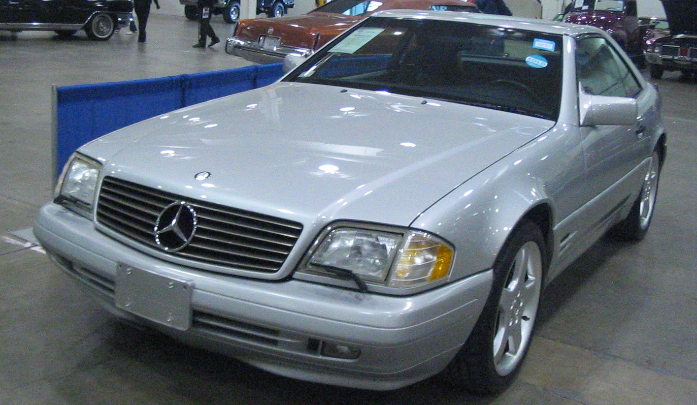 file 39 96 mercedes benz sl class toronto spring 39 12 classic car auction jpg wikimedia commons. Black Bedroom Furniture Sets. Home Design Ideas