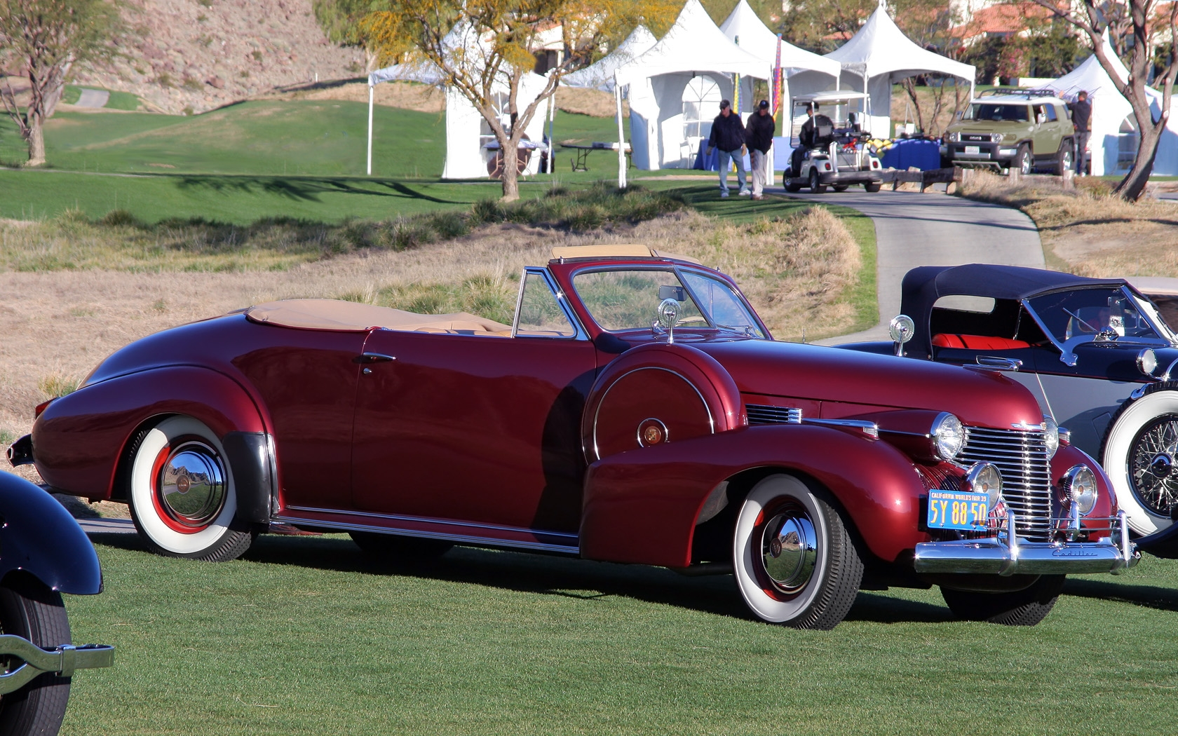 File 1940 Cadillac Series 75 Convertible Coupe 2 Jpg