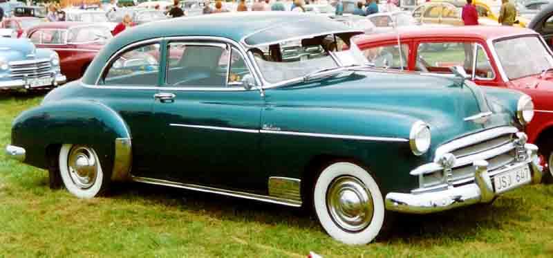 chevrolet 1950: