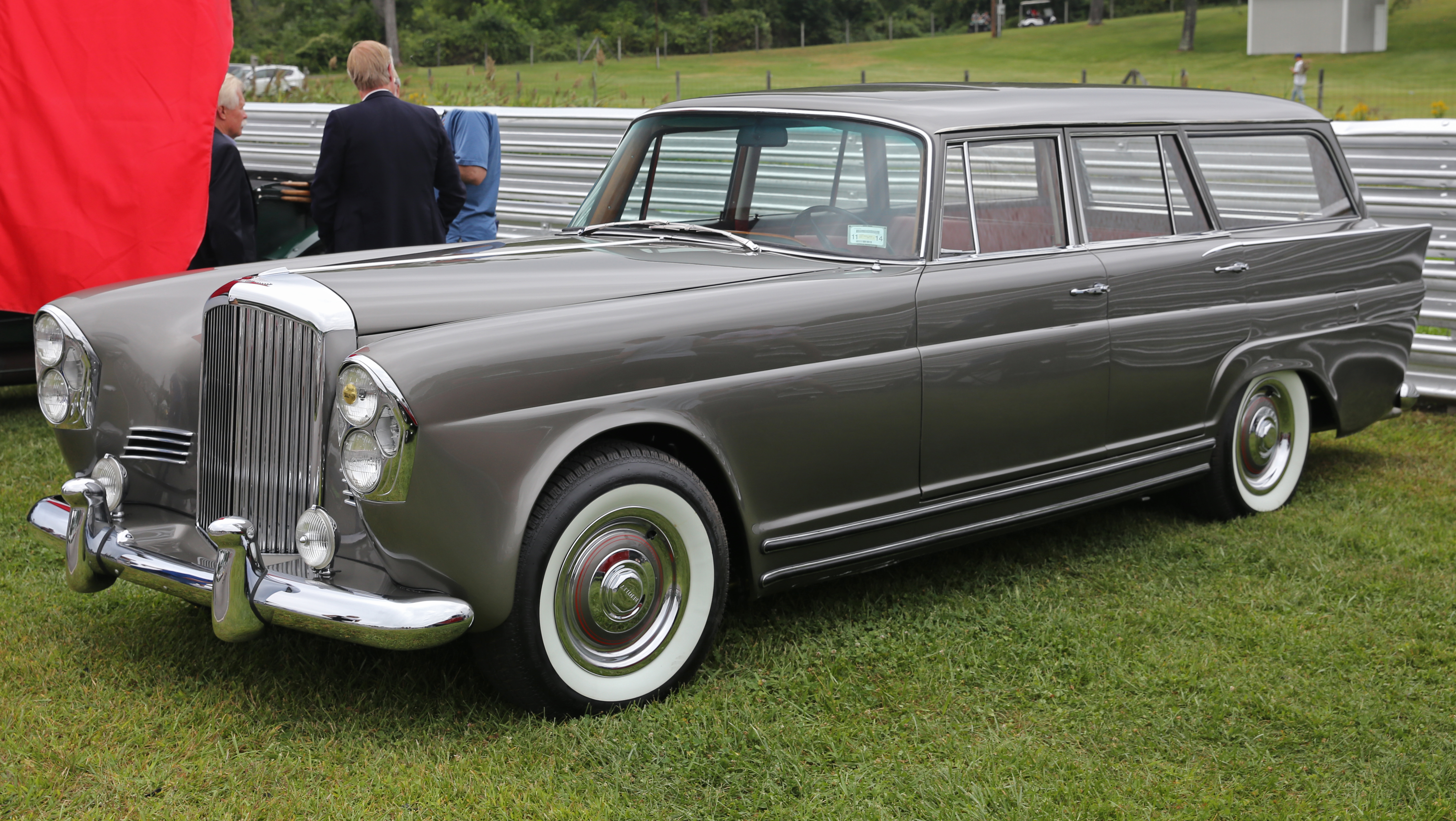 File 1960 Bentley S2 Shooting Brake By Wendler Front Left