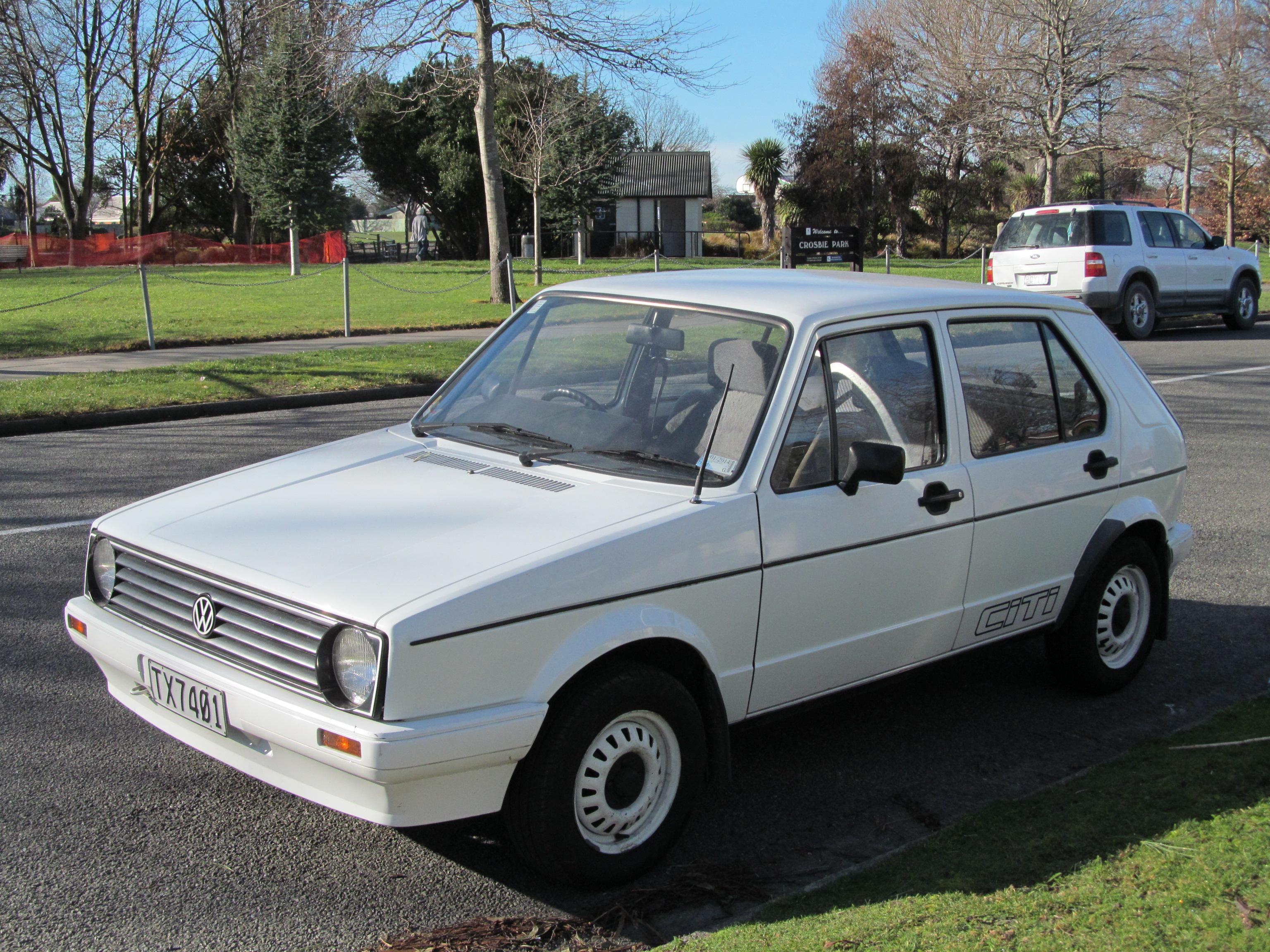 File 1992 Volkswagen Citi Golf 9595839015 Jpg