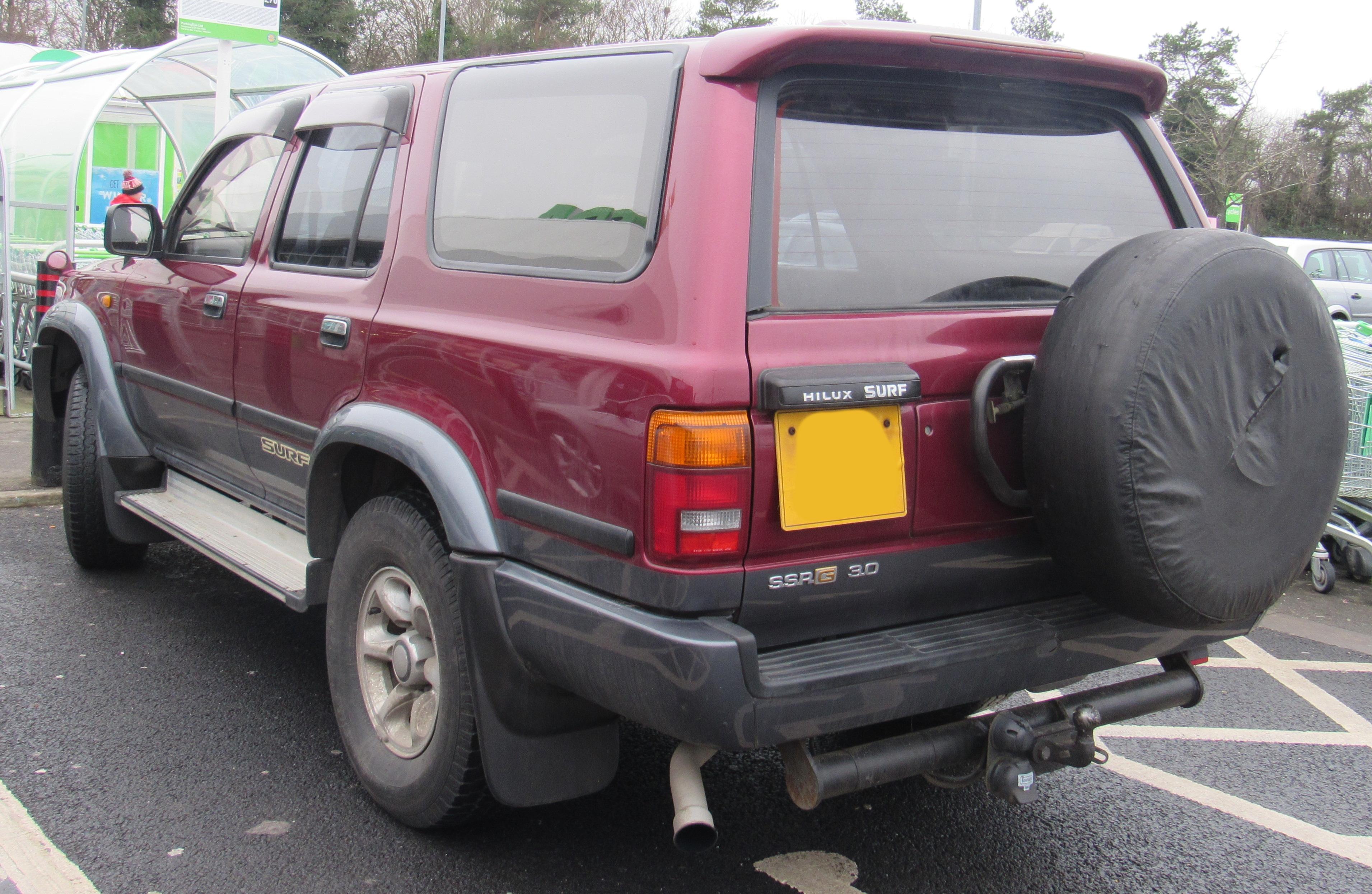 Kelebihan Toyota Hilux 1994 Perbandingan Harga