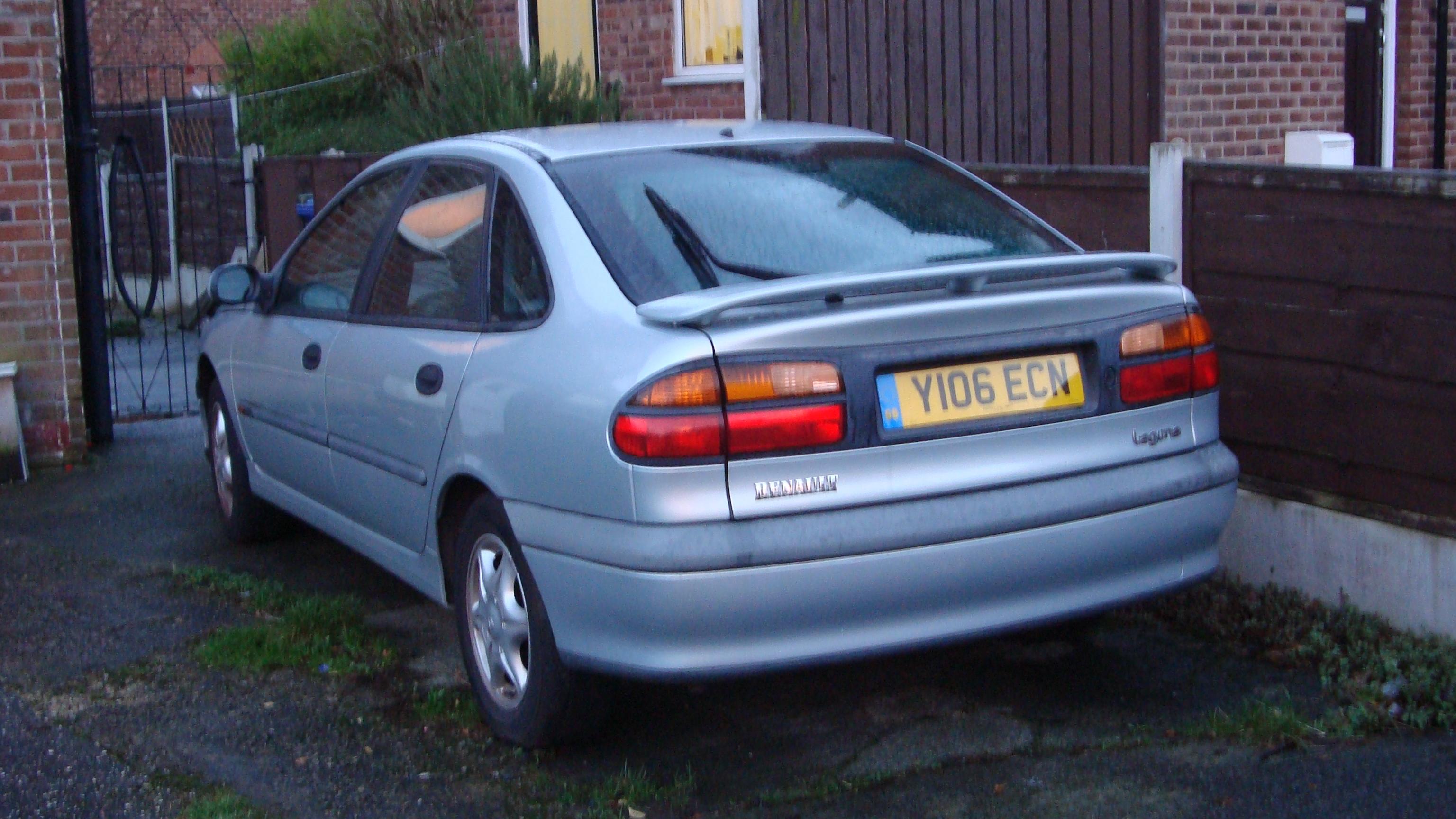 Laguna 2 2001 File:2001 Renault Laguna 2.0