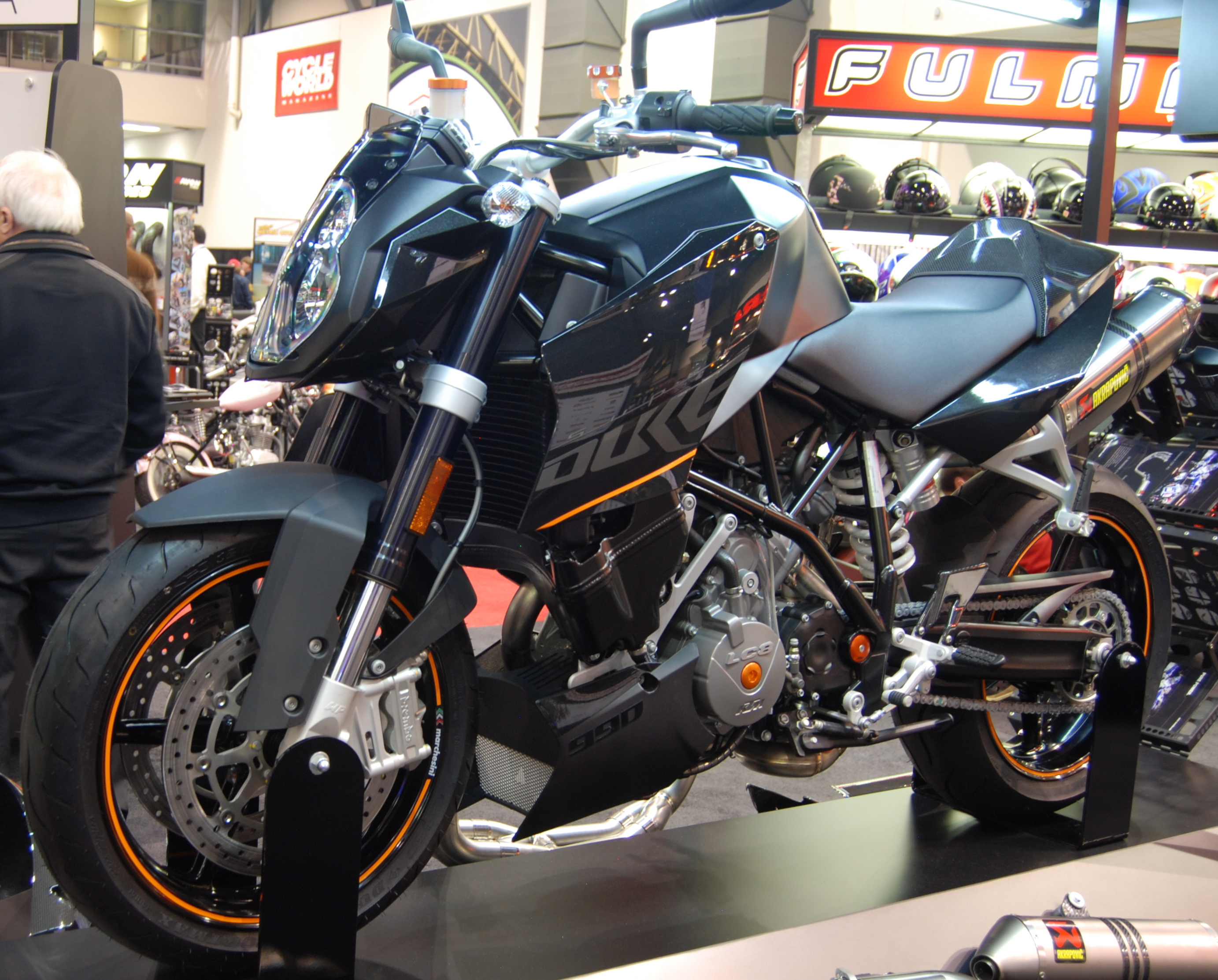 Ktm Superduke Seattle