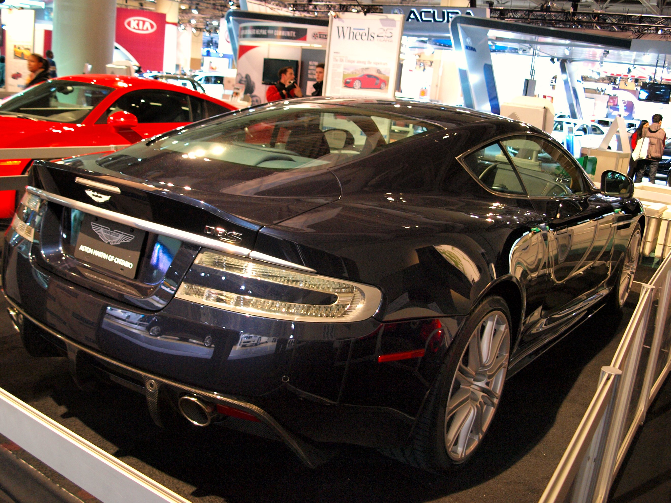 File 2011 Aston Martin Dbs 5483213800 Jpg Wikimedia Commons