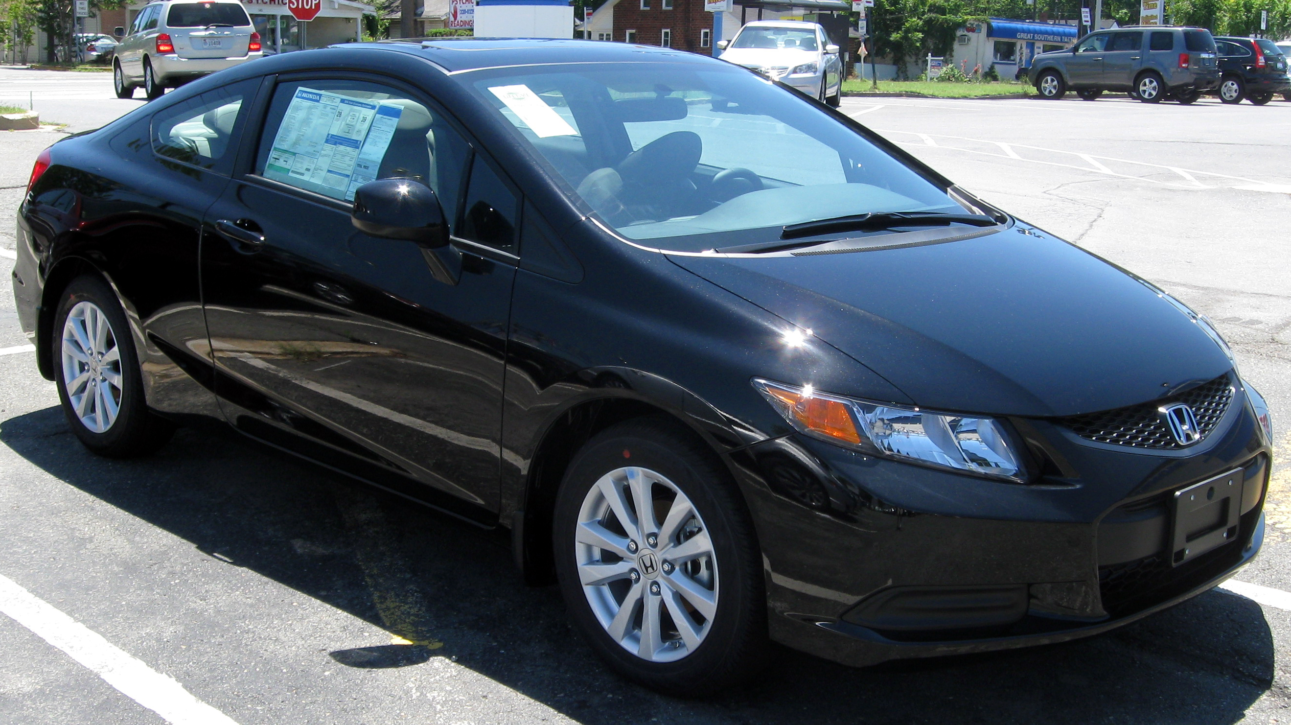 File:2012 Honda Civic Coupe    06 29 2011