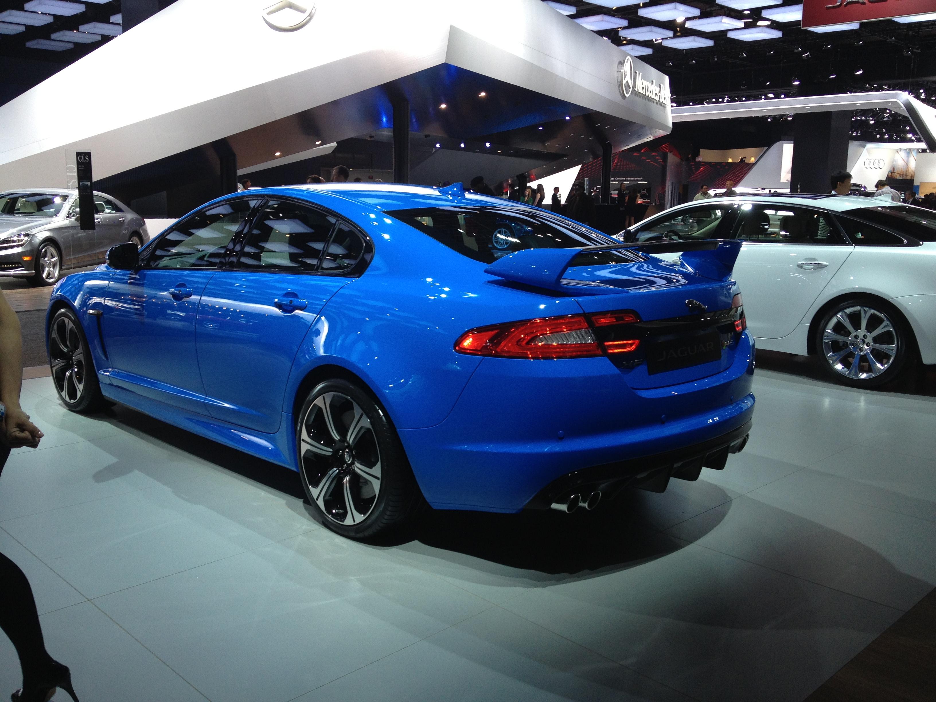 jaguar s front xfr uae dubai gcc xfrs review price specs carbonoctane