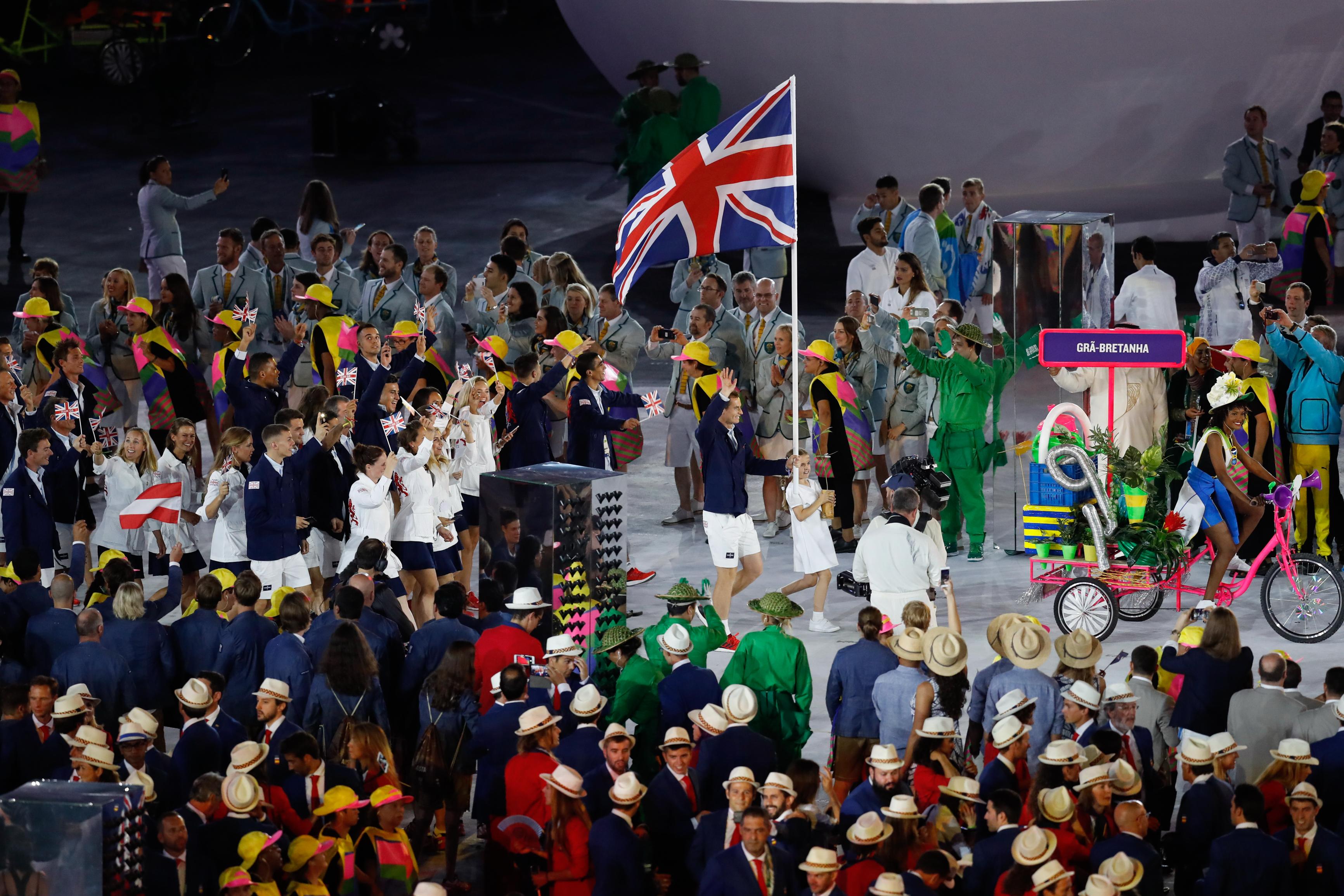 2016 summer olympics parade of nations wiki everipedia