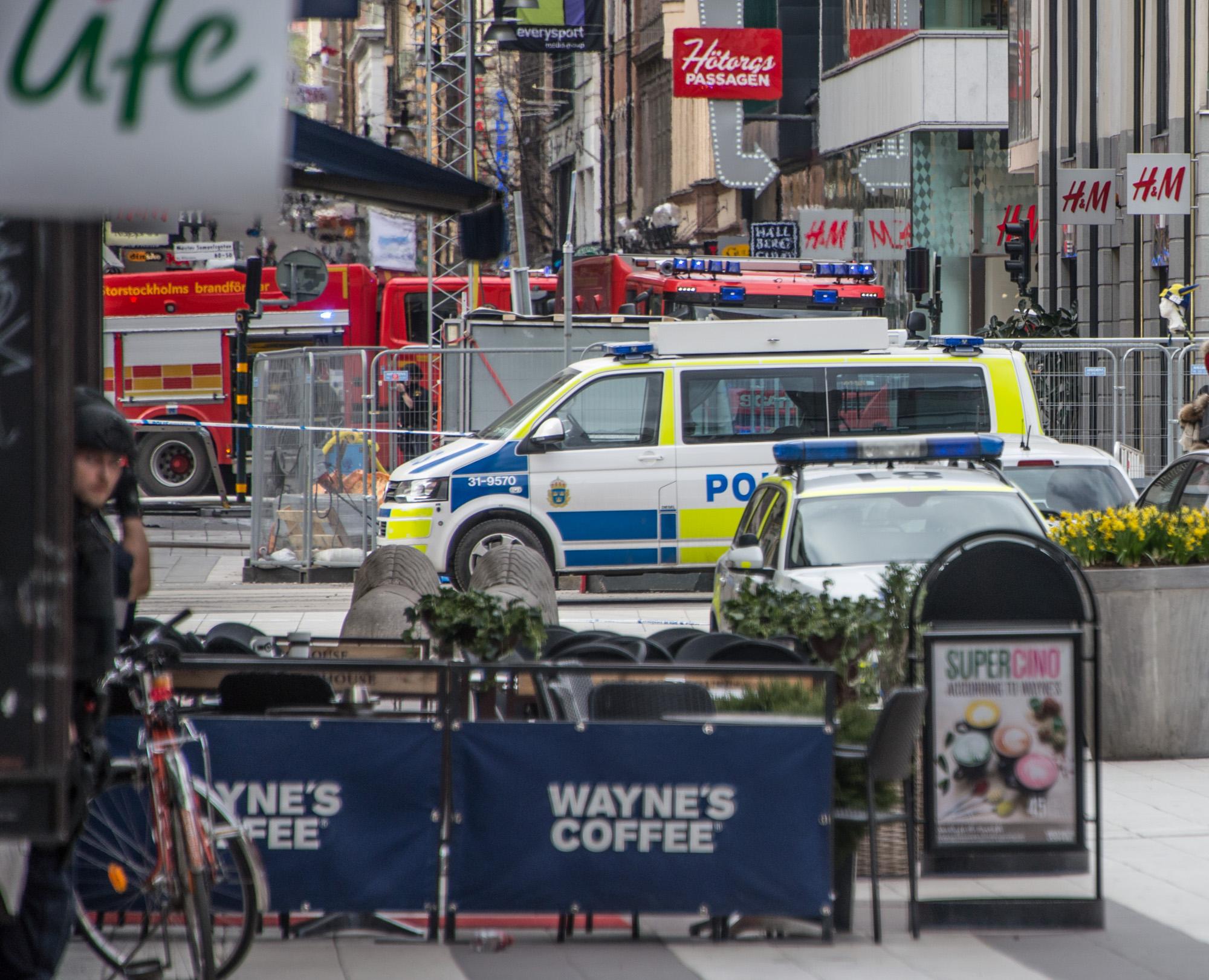 Angrebet I Stockholm 2017 Wikipedia Den Frie Encyklopaedi