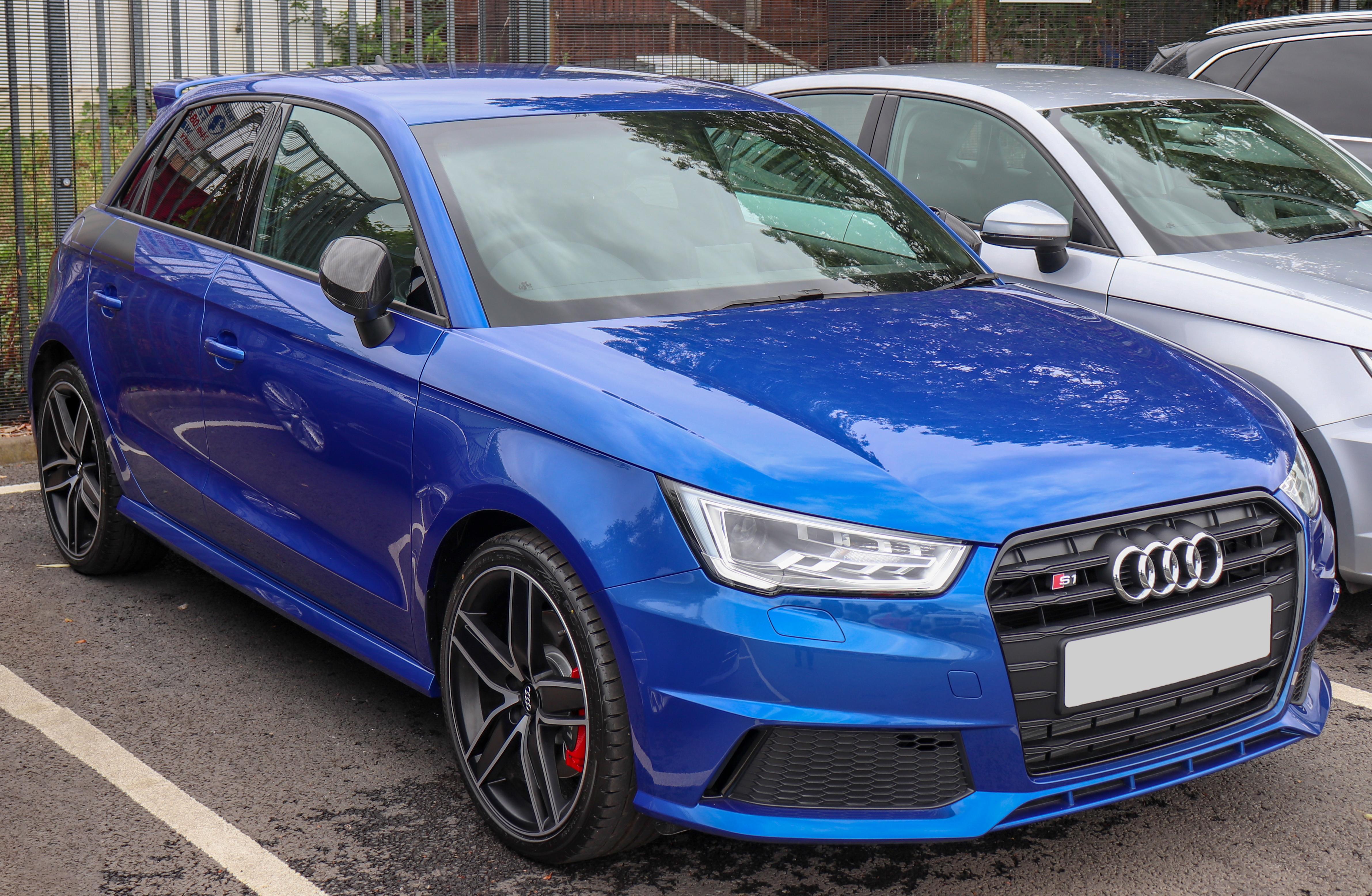 Audi S1 Wikiwand
