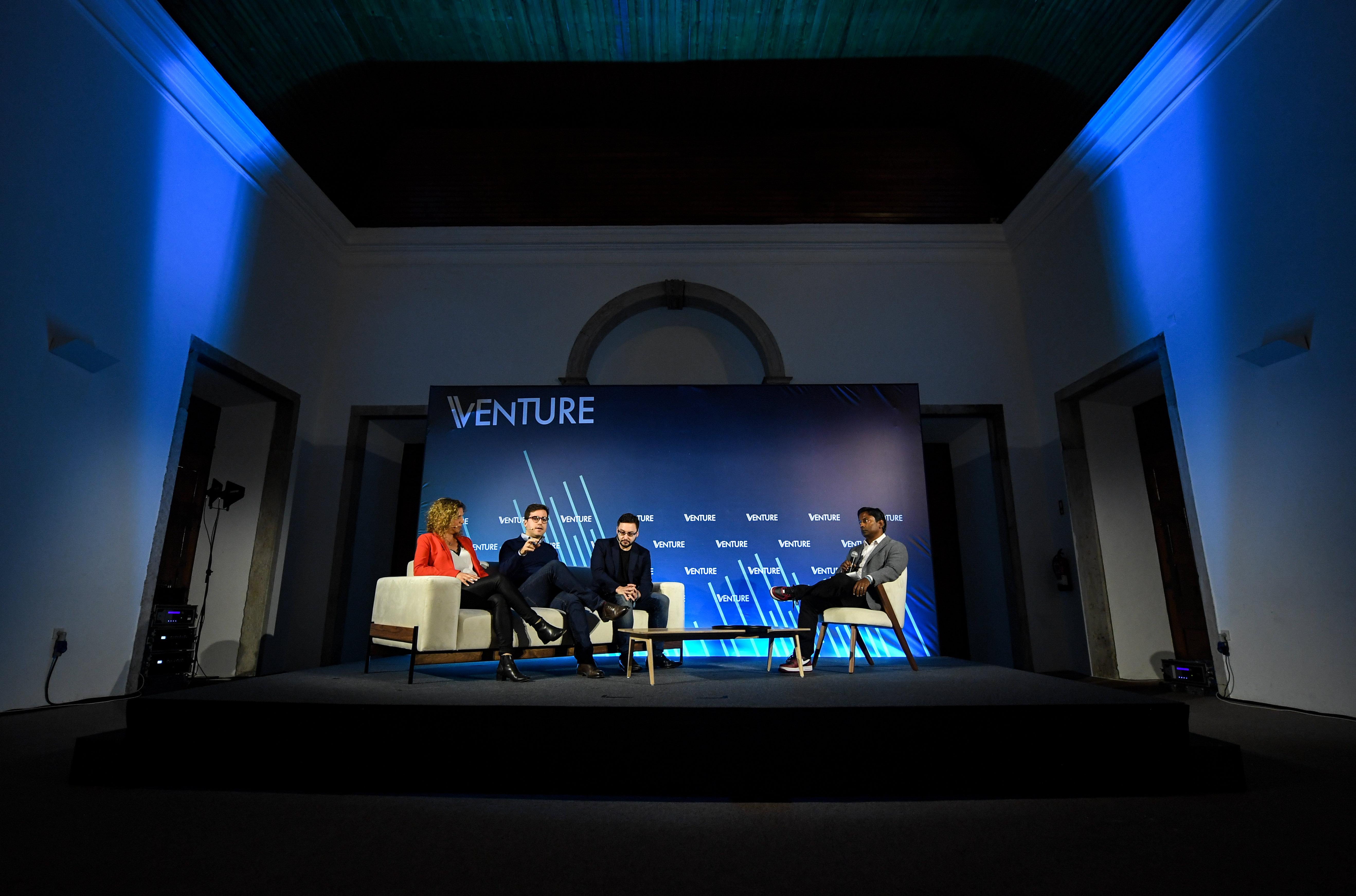 Europe & Israel, Qualcomm Ventures, Nicholas Stocks, White Star Capital, David Kelnar, Partner & Head of Research, MMC Ventures, and Jai Das, President