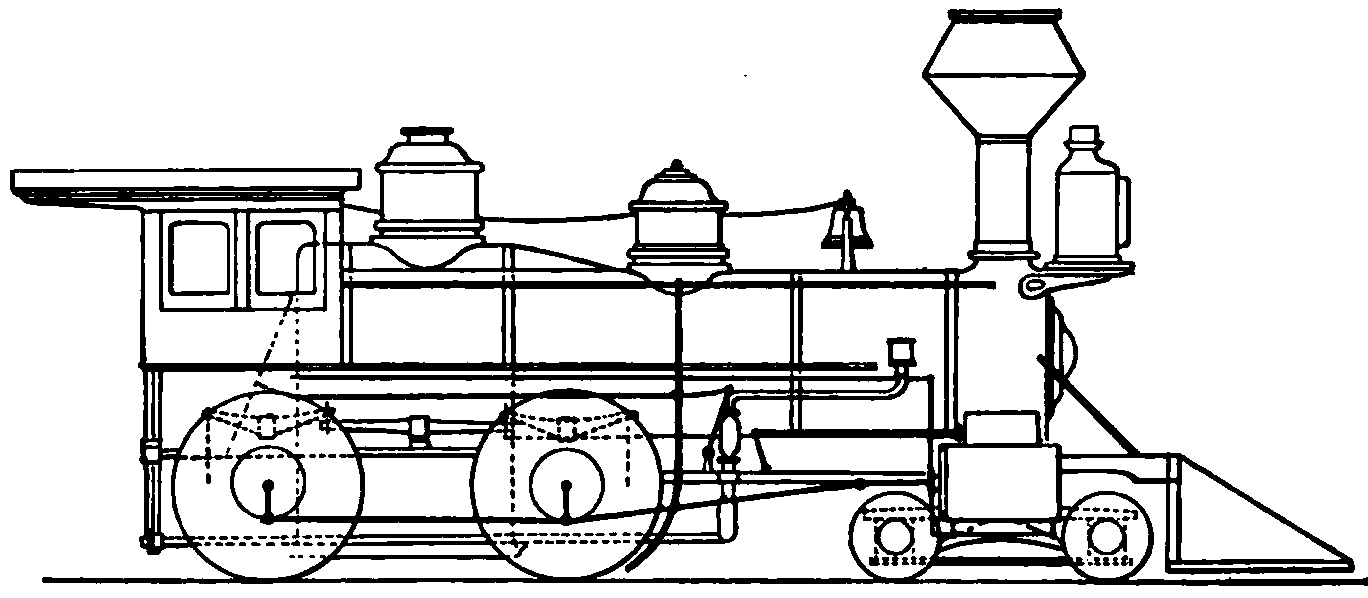 Free Train Coloring Pages To Print