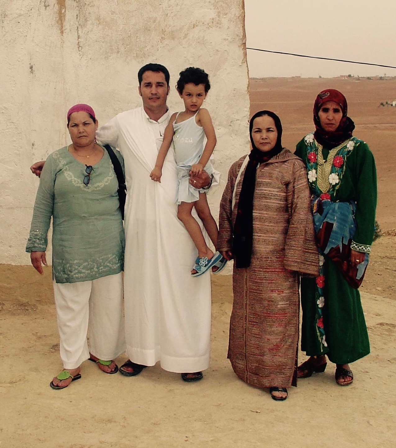 a family from the chleuh shilha shluh ethnic sub-group, berber morocco.jpg