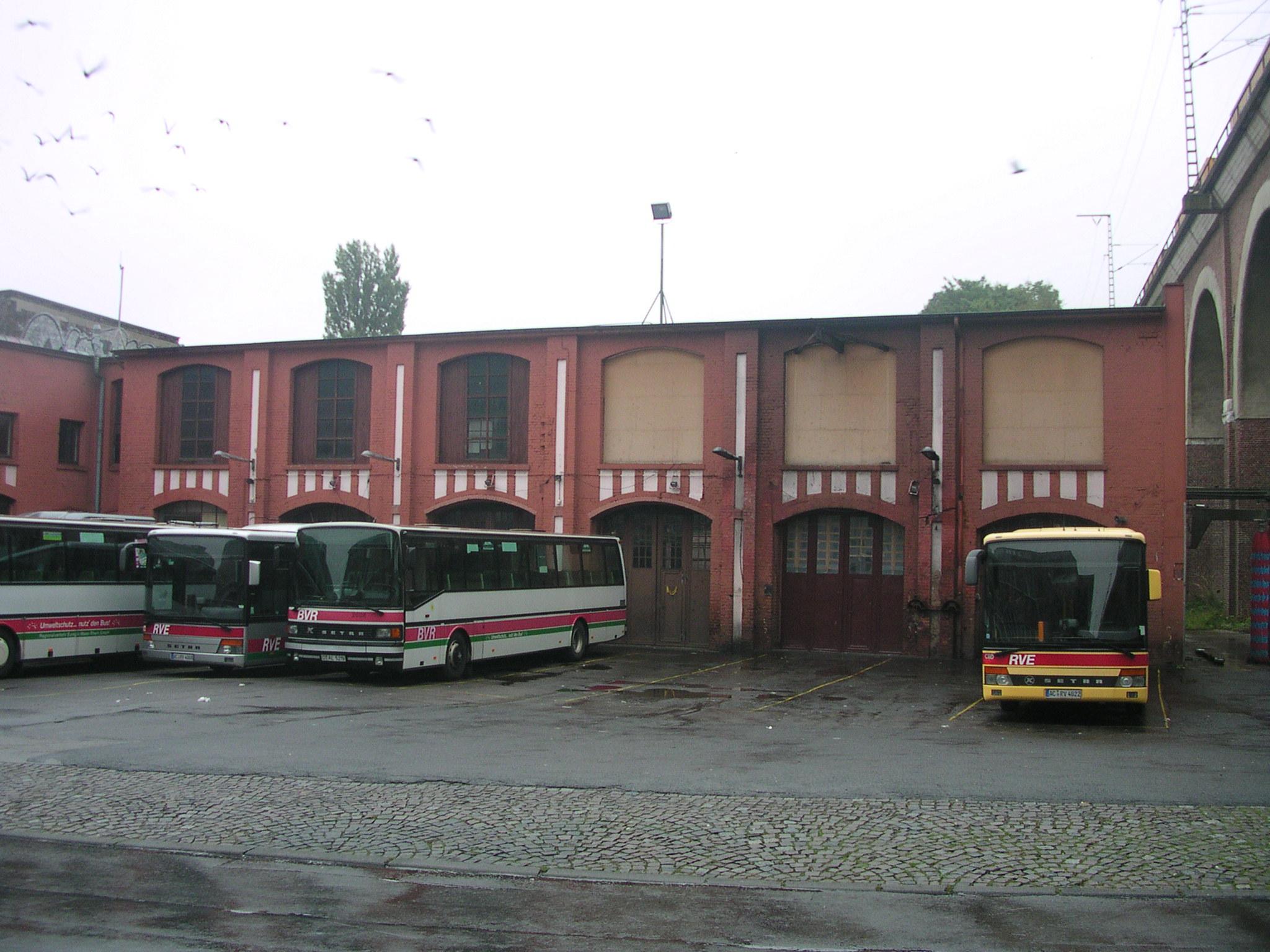 Image gallery busdepot for Depot aachen
