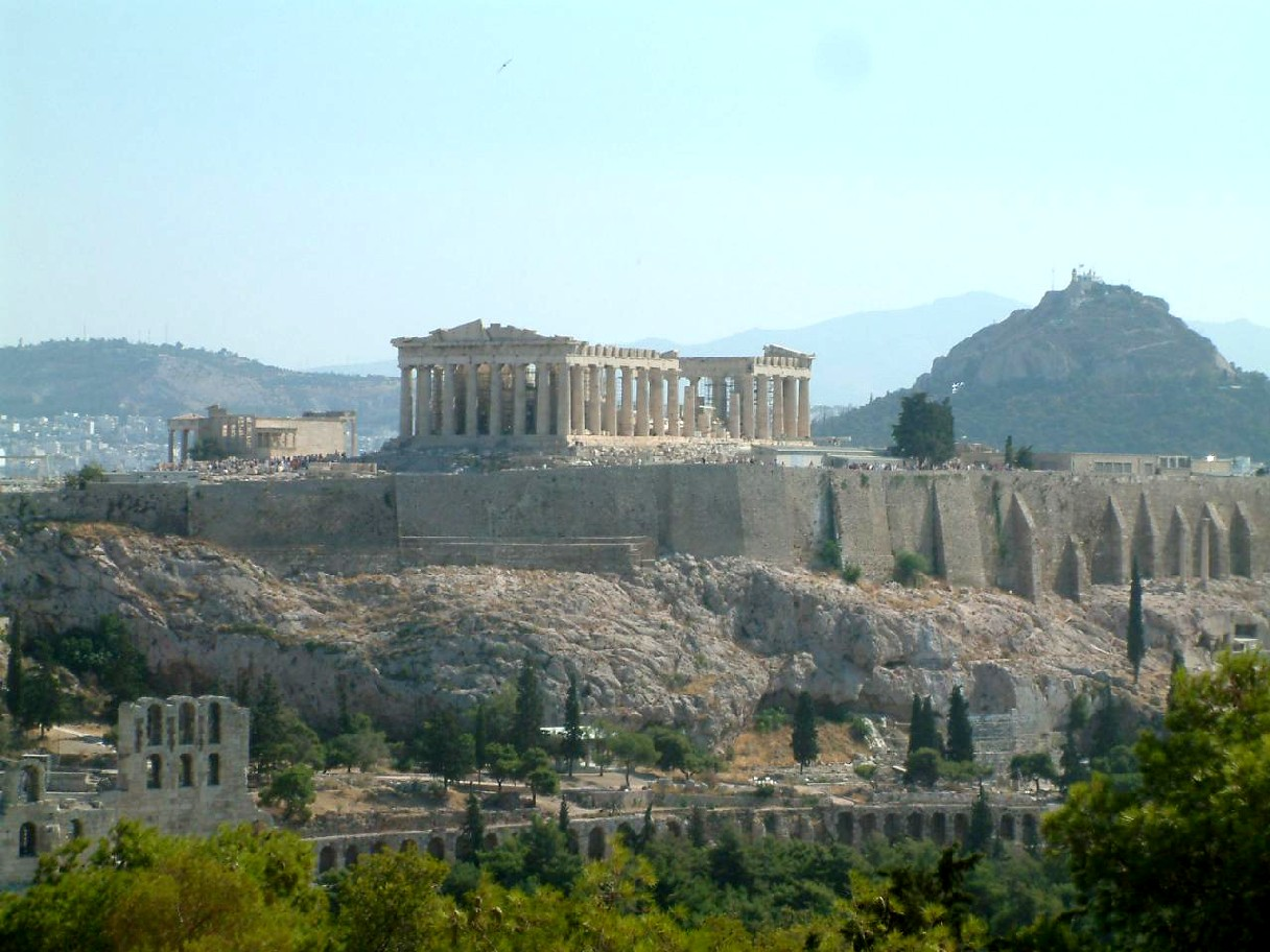 Acropolis Of Athens Wikipedia The Free Encyclopedia  2016 ...
