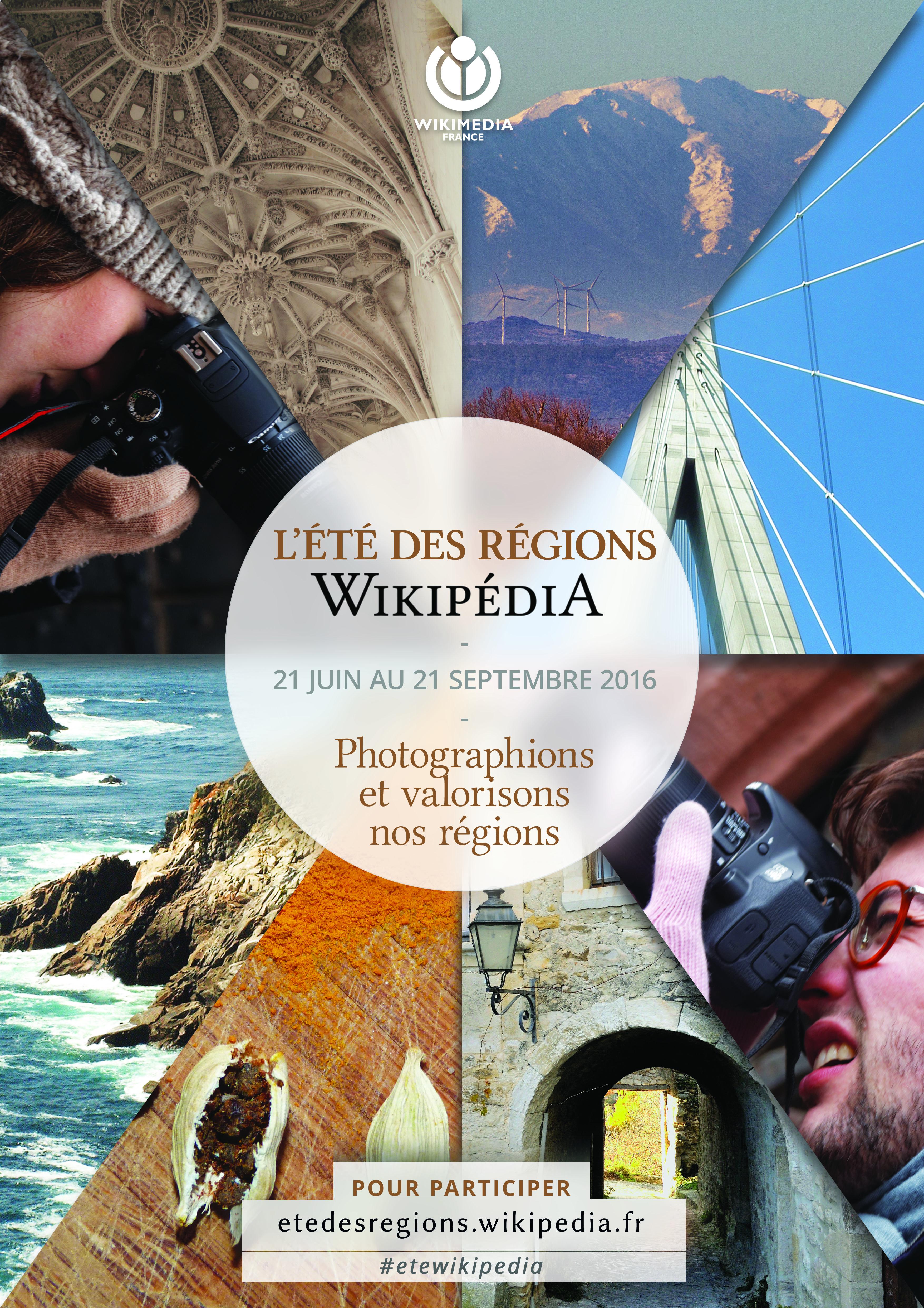 Avez vous pens a votre page wikipedia offices de - Federation nationale des offices de tourisme ...