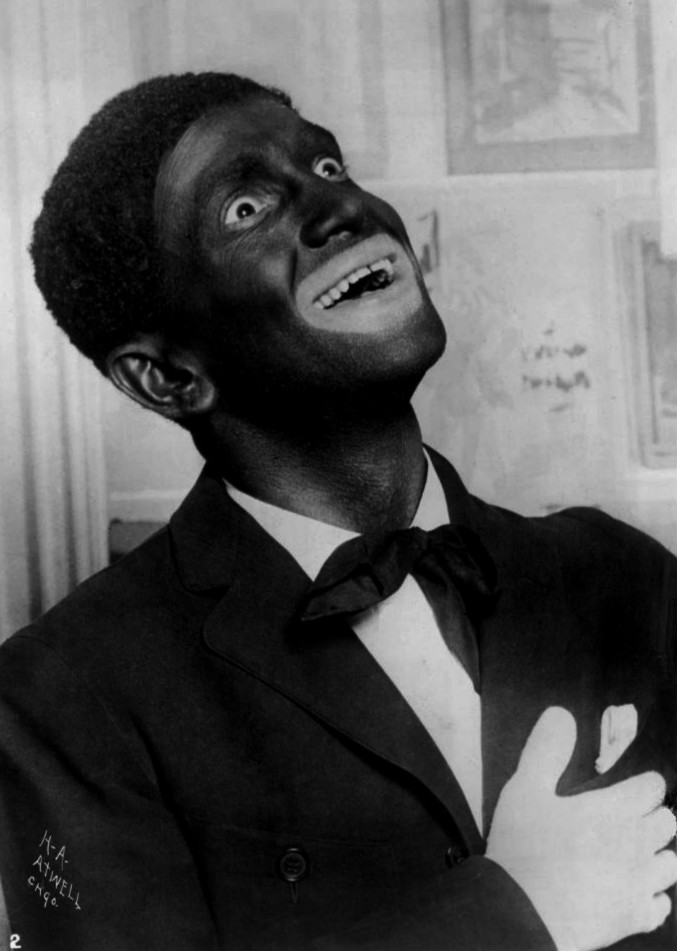 al jolson on top of the world