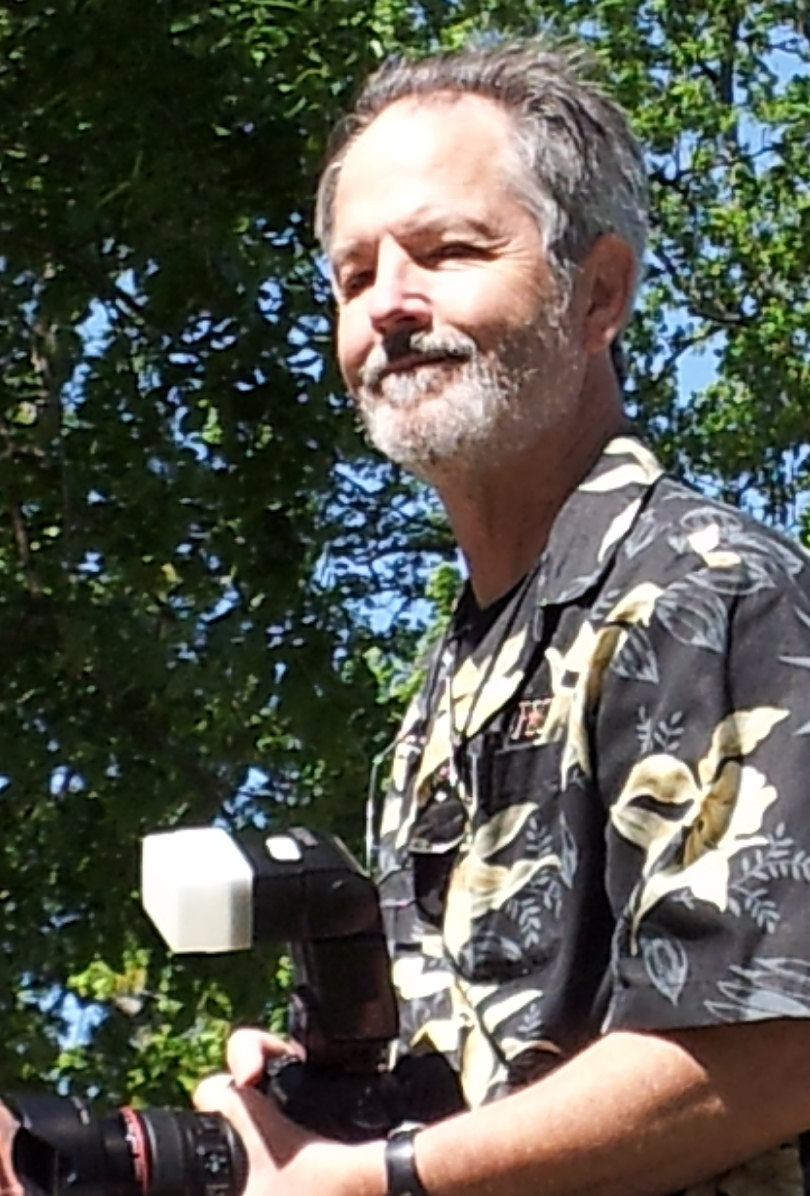 Image of Alan Pogue from Wikidata