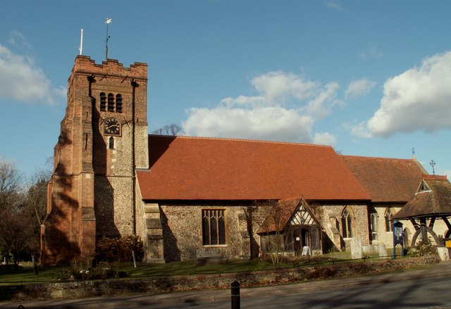 All Saints church, Springfield, Essex - geograph.org.uk - 132617