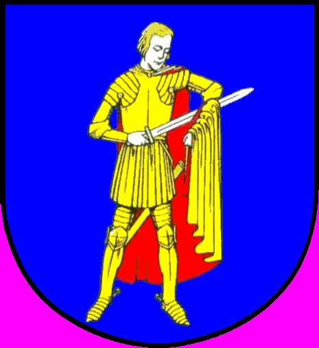 Meuble : Archange Saint Michel  Amt_KLG_Tellingstedt-Wappen