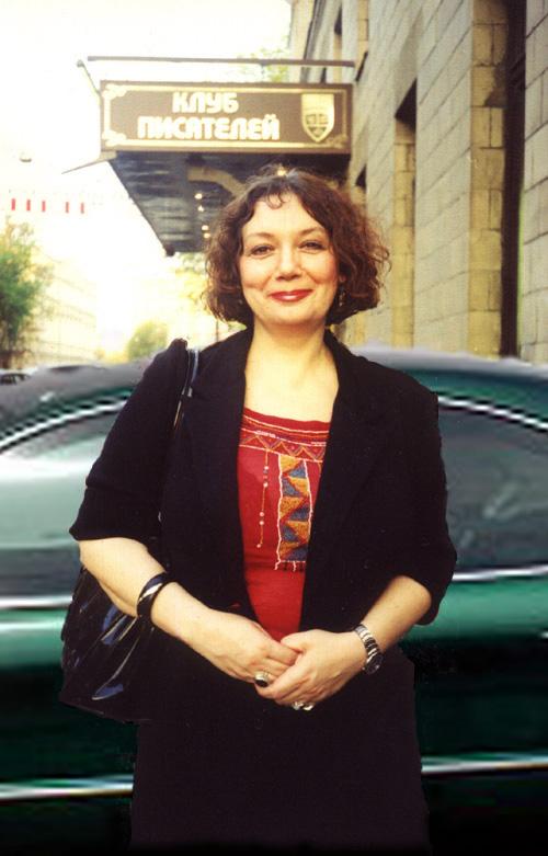 Мари́я Ива́новна Арба́това
