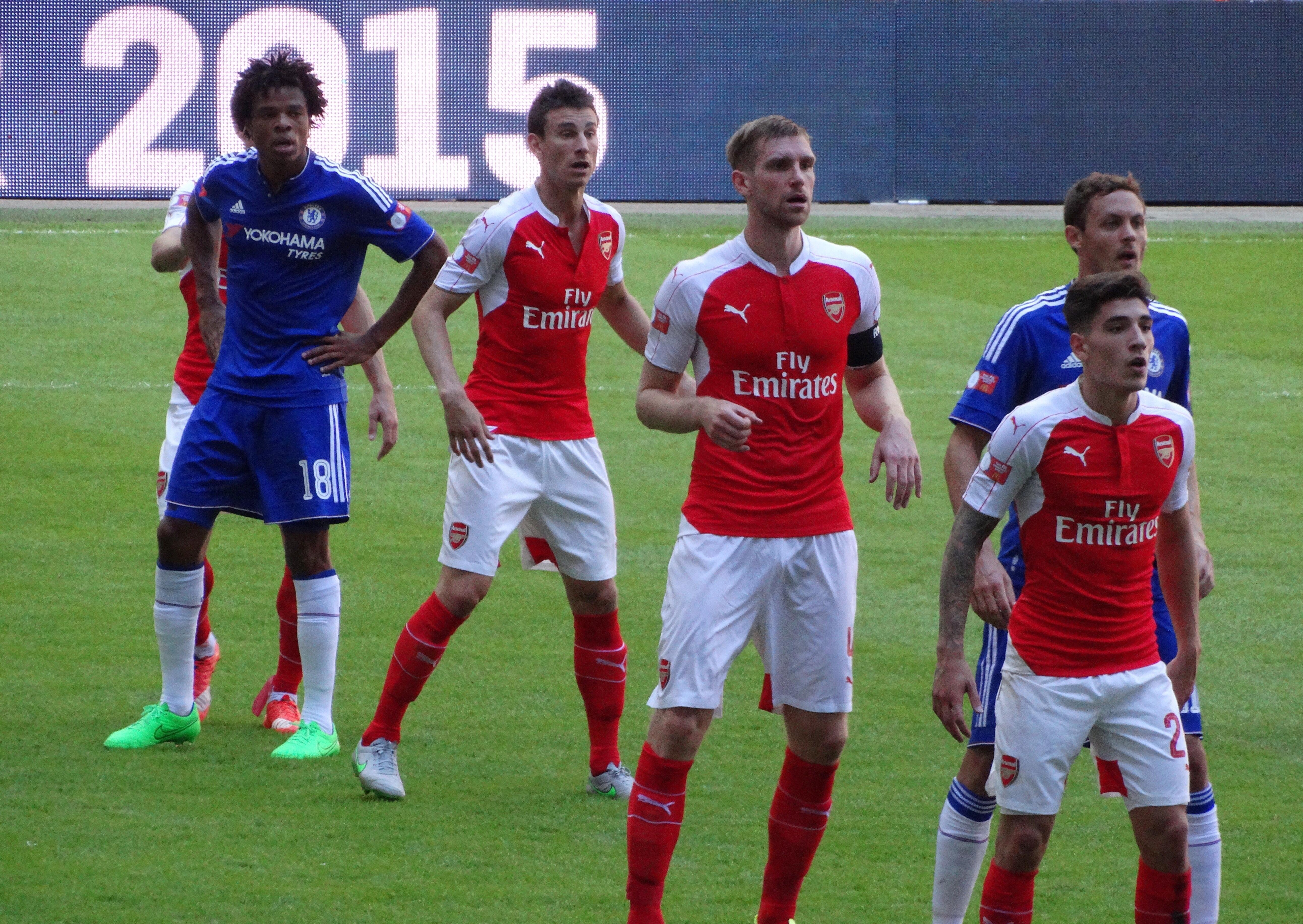 Arsenal Wikipedia: File:Arsenal 1 Chelsea 0 (20071401648).jpg