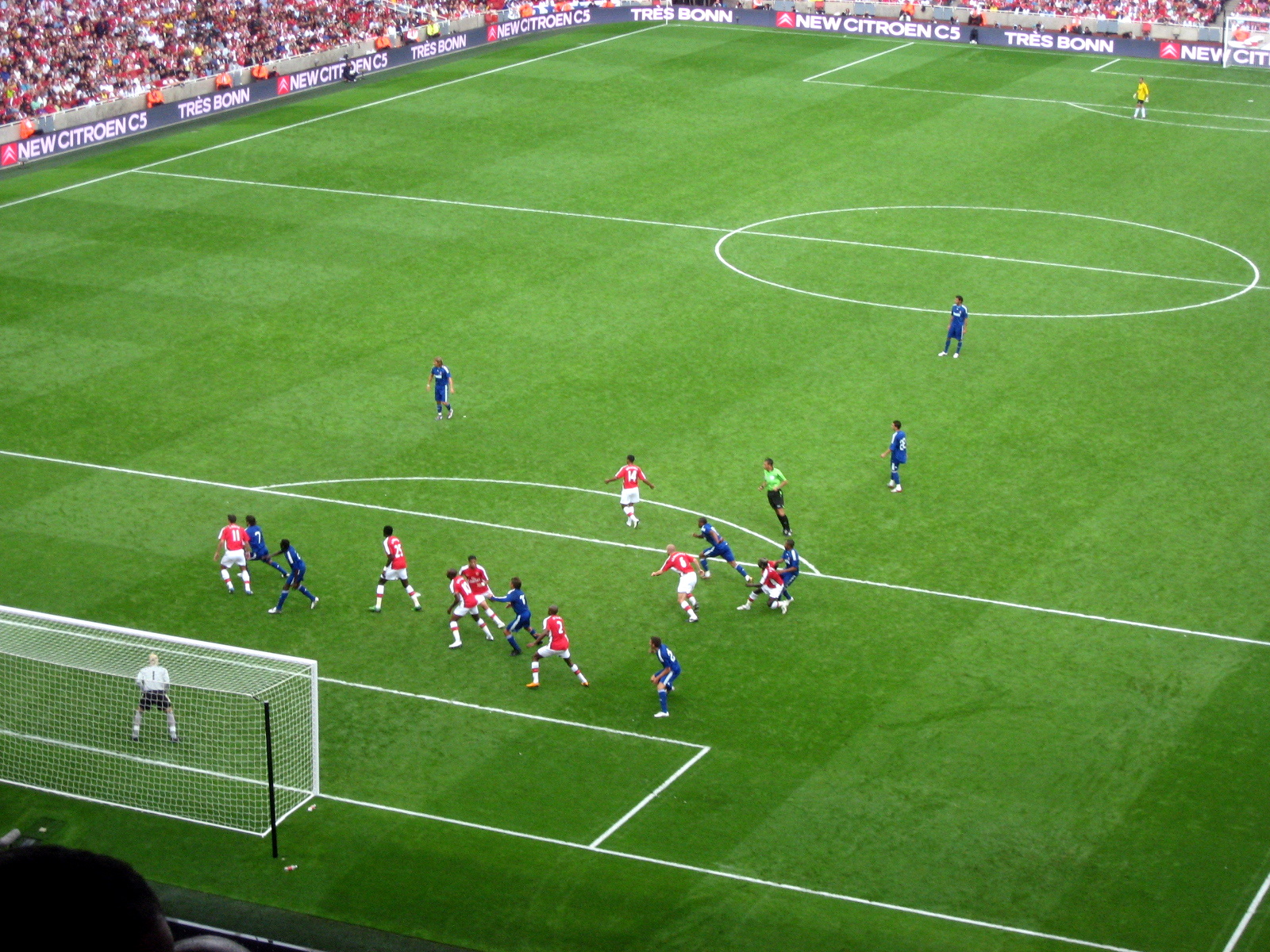 real madrid vs arsenal - photo #30