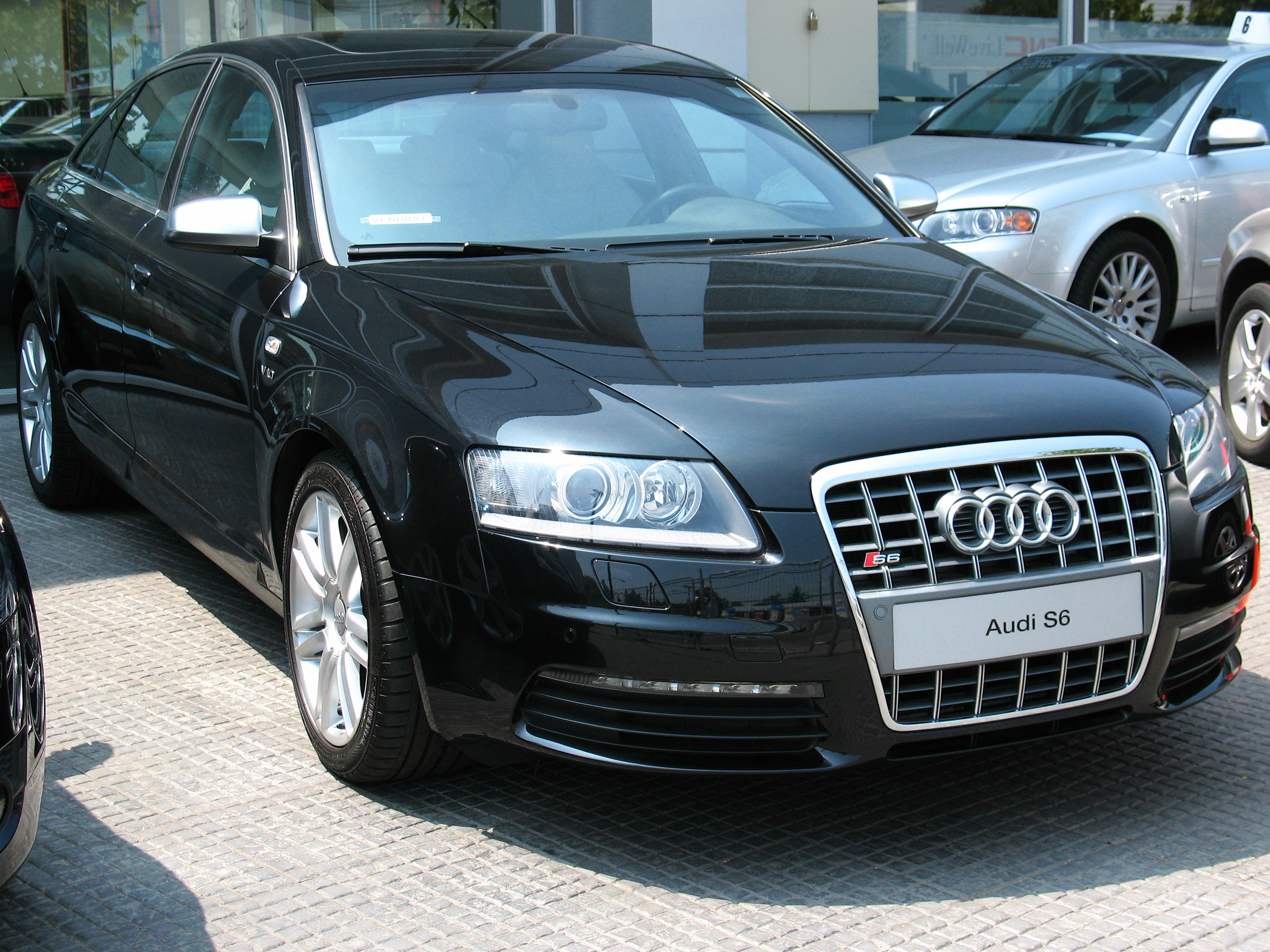FileAudi S V Jpg Wikimedia Commons - V10 audi s6