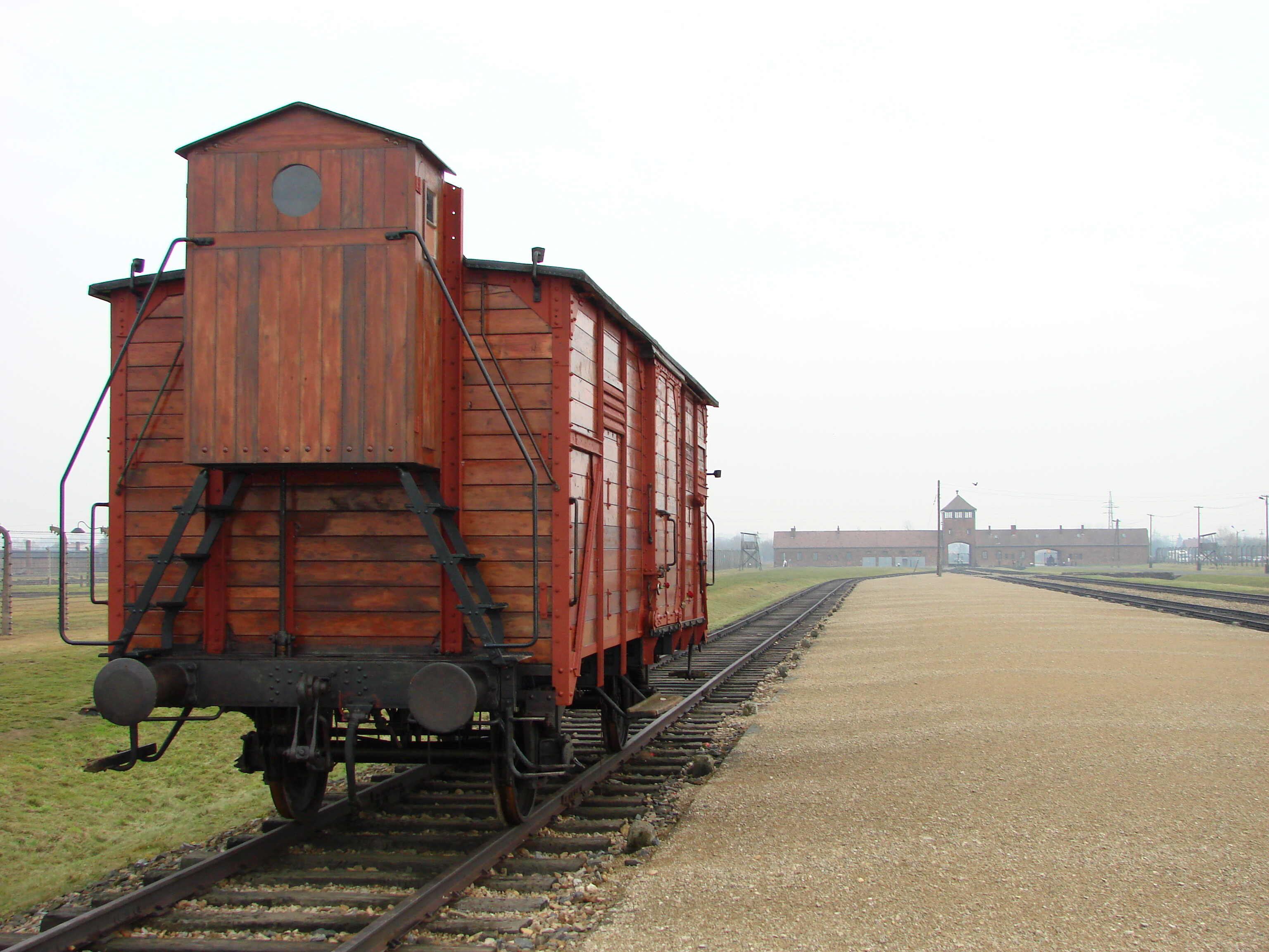 Monuments From Nazi Rail Cars - Concentration camp museums in usa