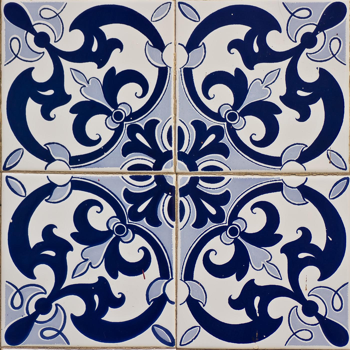 File azulejos portugueses 9 6824422092 jpg wikimedia for Azulejo azul