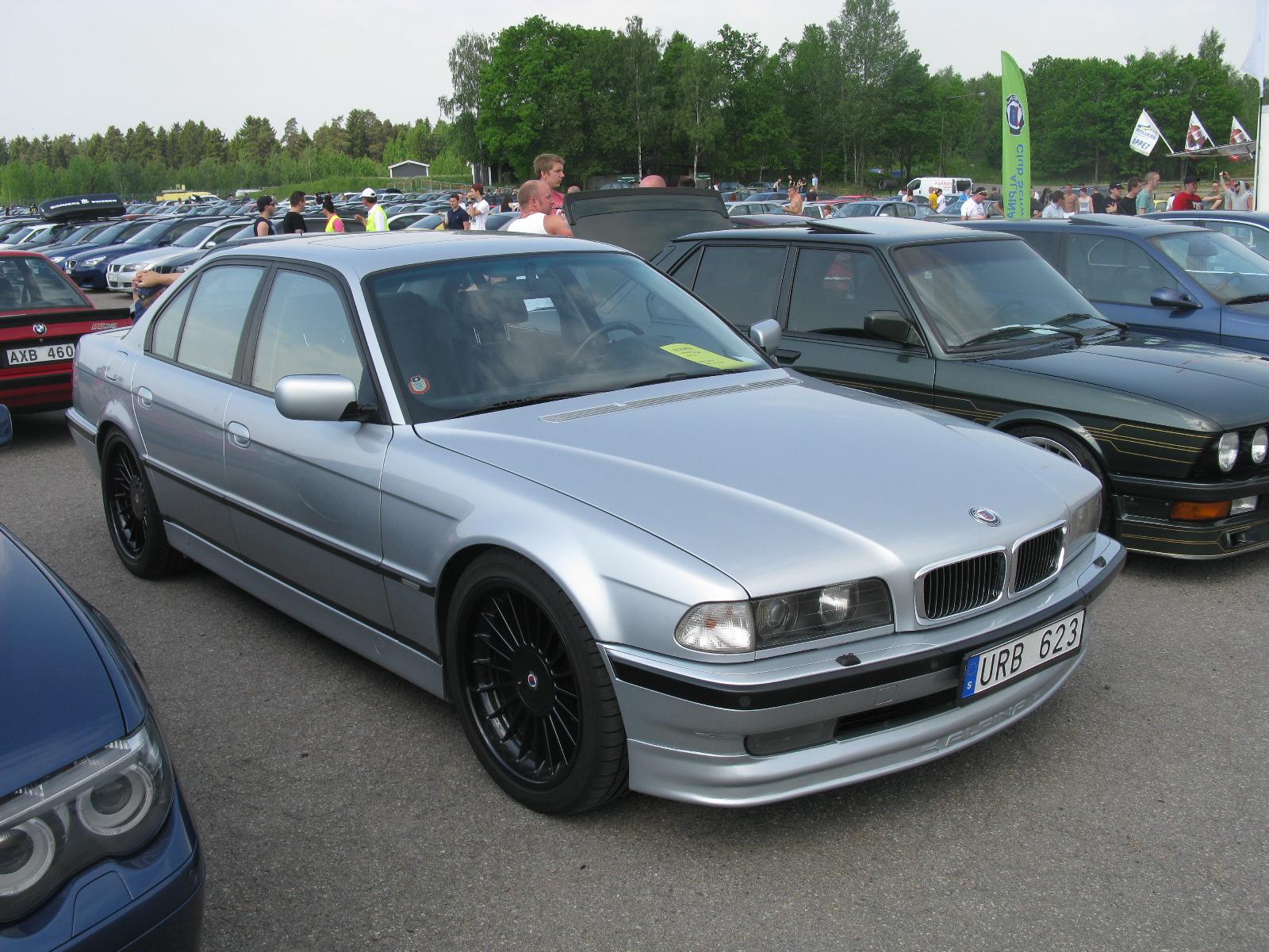Bmw E38 Alpina B12 5 7