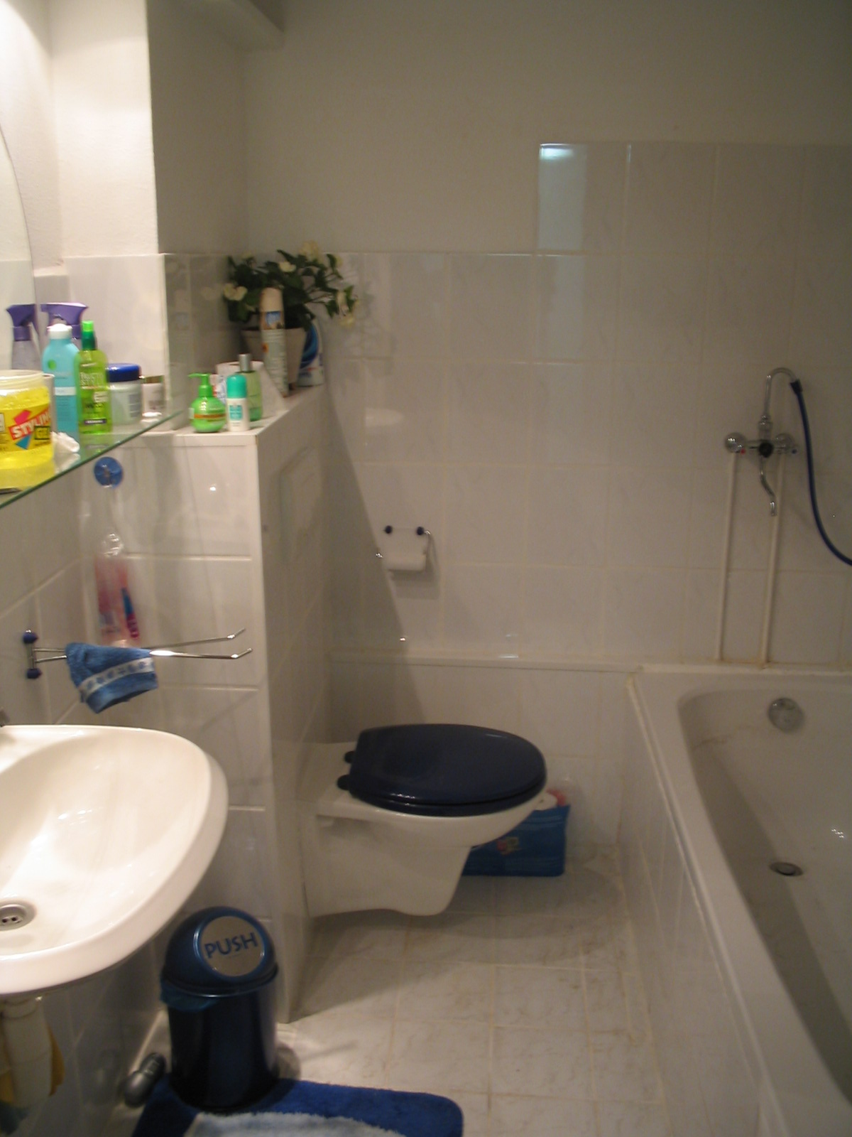 Badkamer wikiwand - Mode badkamer ...