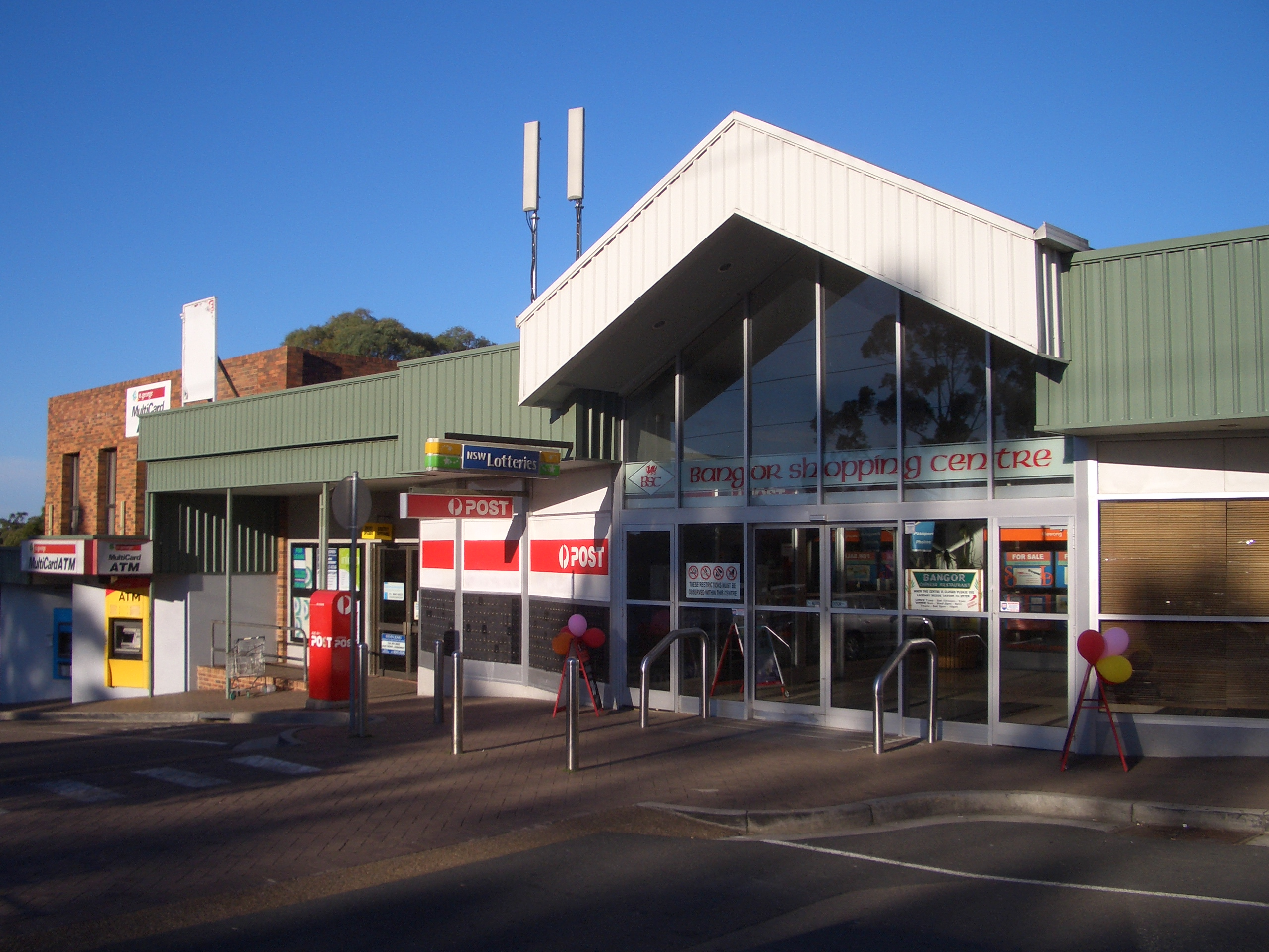 Bangor New South Wales Wikipedia
