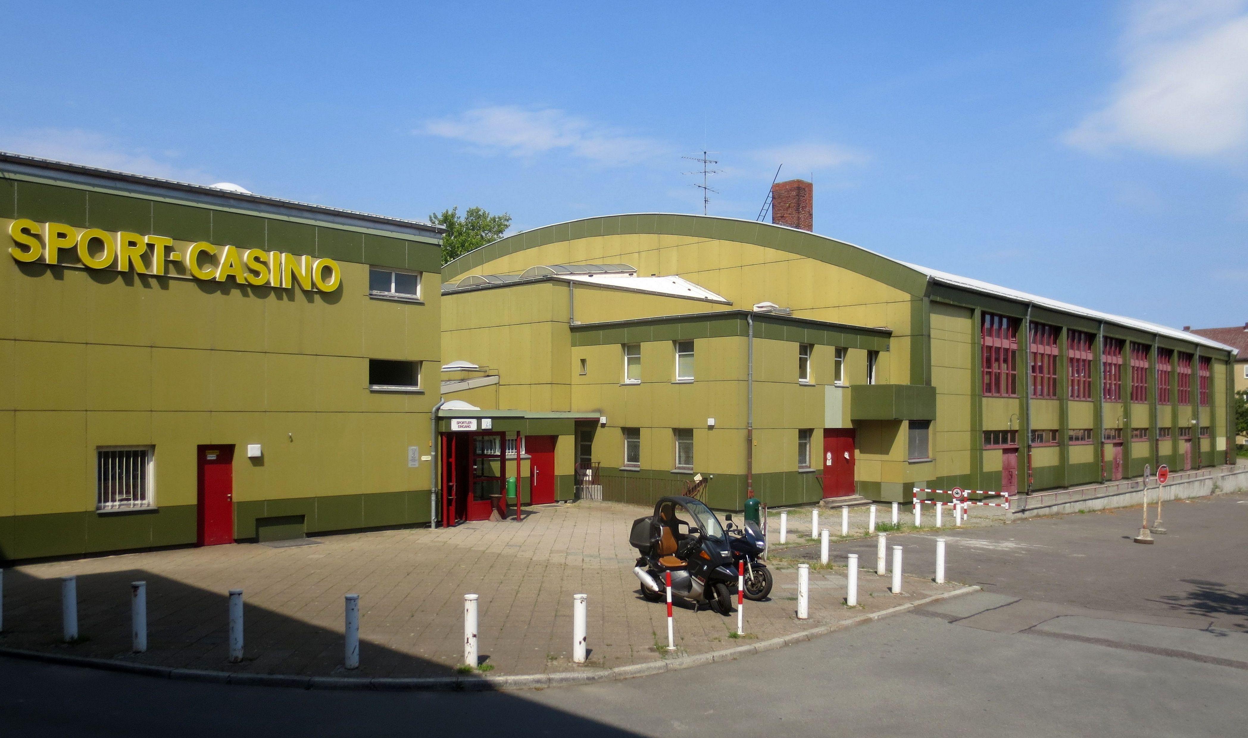 Sporthalle Berlin