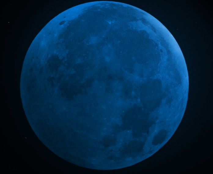 Blue Moon Hypothetical representation