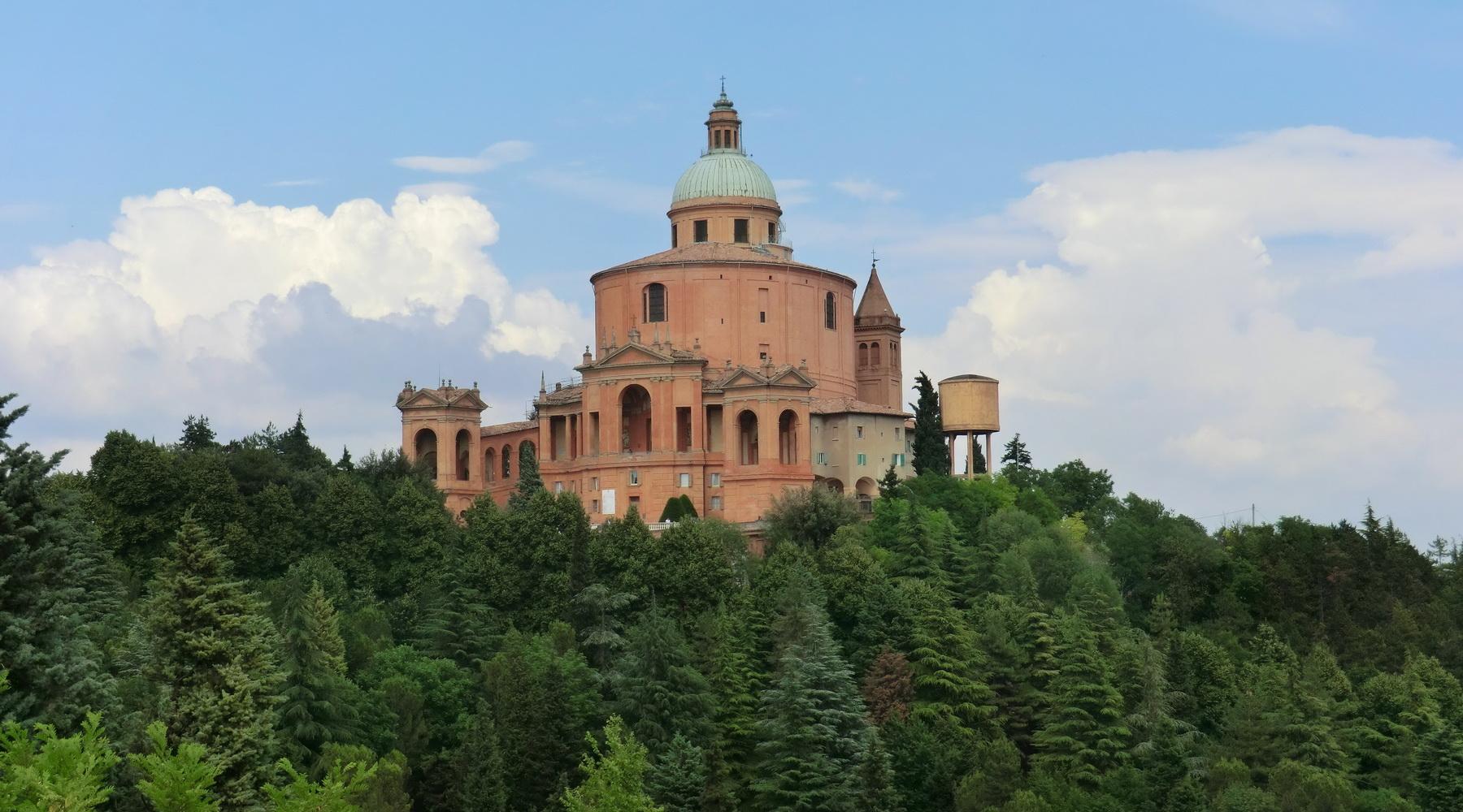 Santuario della Madonna di San Luca(Bologna)