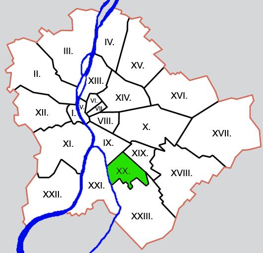 budapest 20 kerület térkép Датотека:Bp20kerulet.png — Википедија, слободна енциклопедија budapest 20 kerület térkép