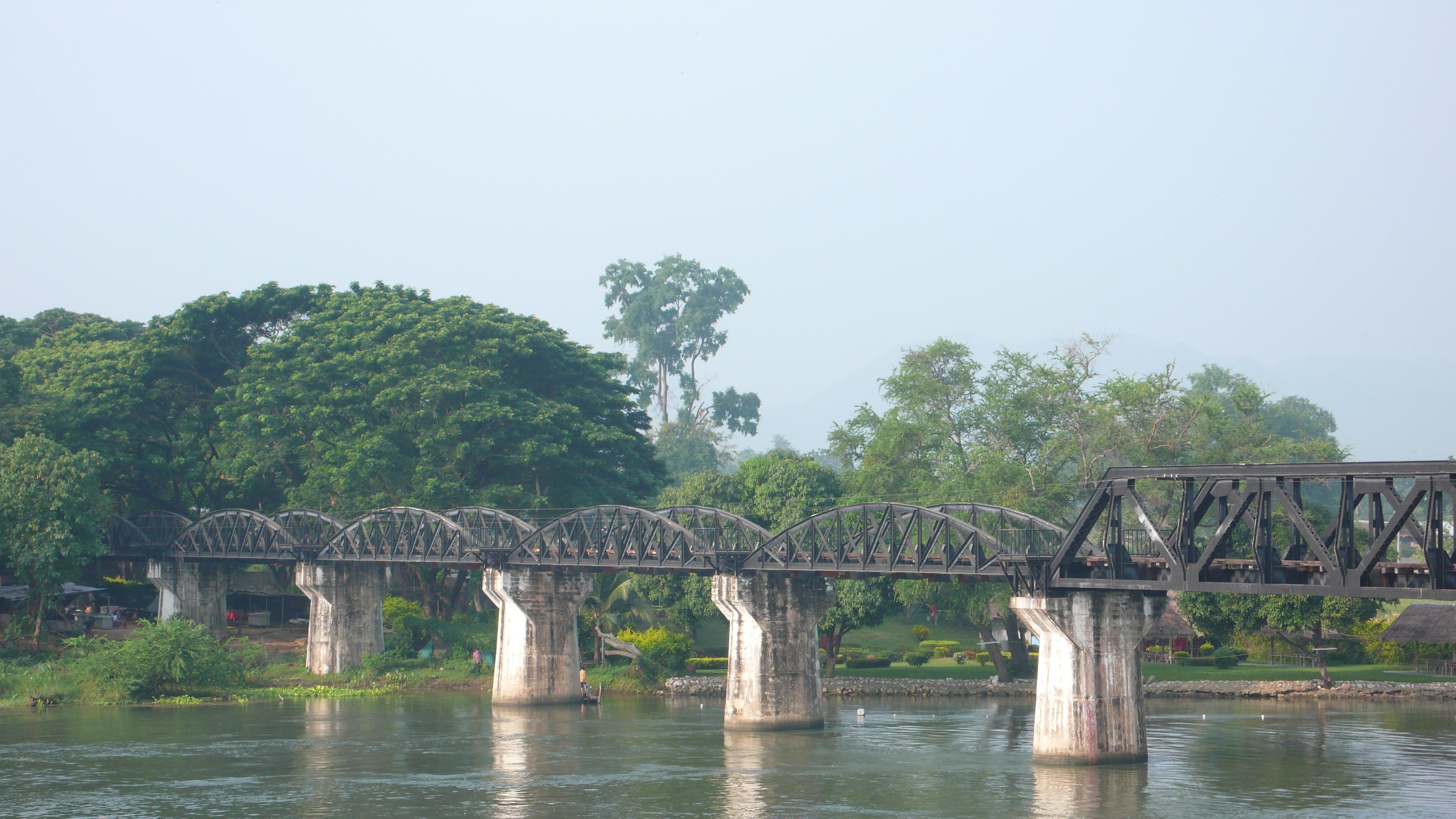 bridge on the river - photo #13