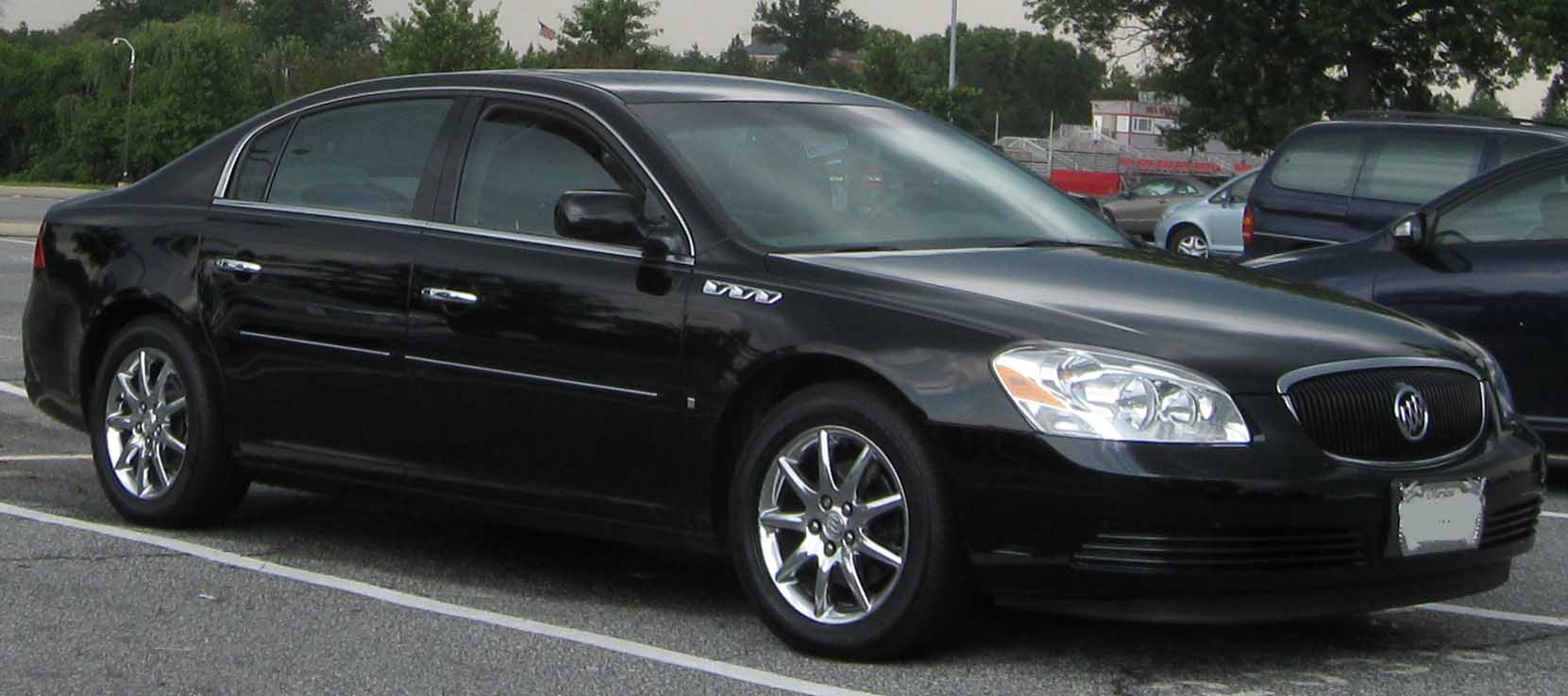 File Buick Lucerne Cxl Jpg Wikimedia Commons