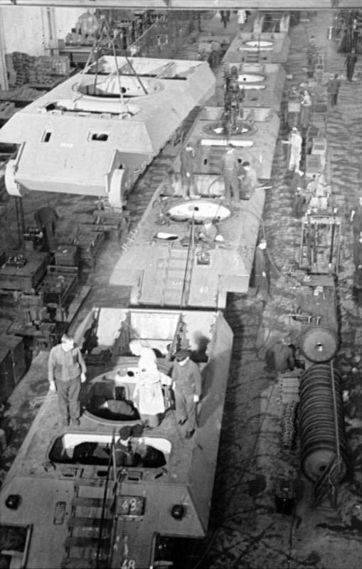 Veicoli Corazzati Tedeschi Nella Seconda Guerra Mondiale