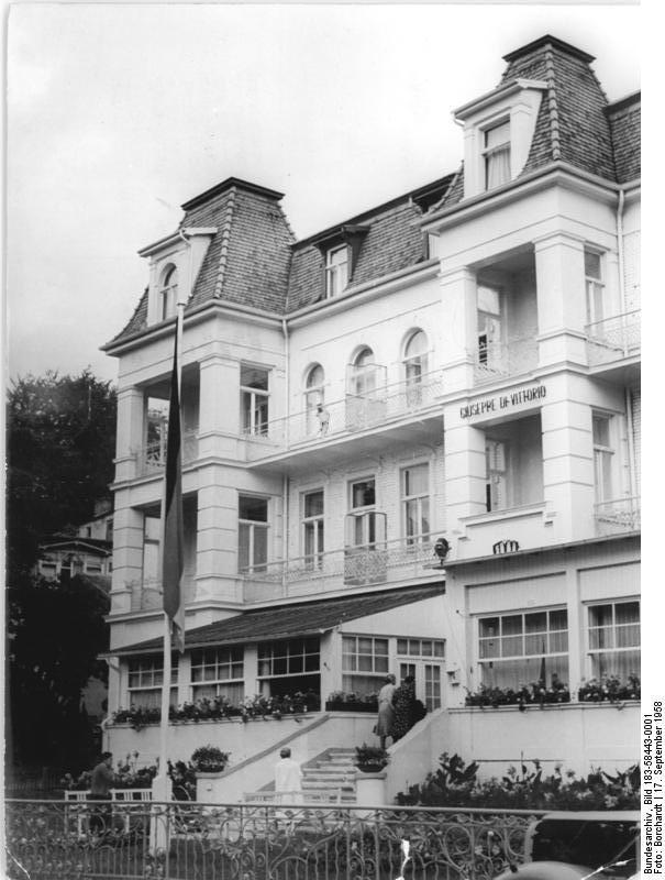 Bild Hotel Vittorio In Gignese Italien