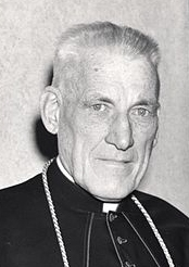 <!--[[Mosaic]] depiction of Cardinal Cushing in the foyer of the [[Annunciation Melkite Catholic Cathedral]]-->