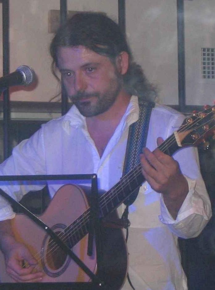 Carlos Chaouen en el Zac Live  (16 de septiembre de 2005)
