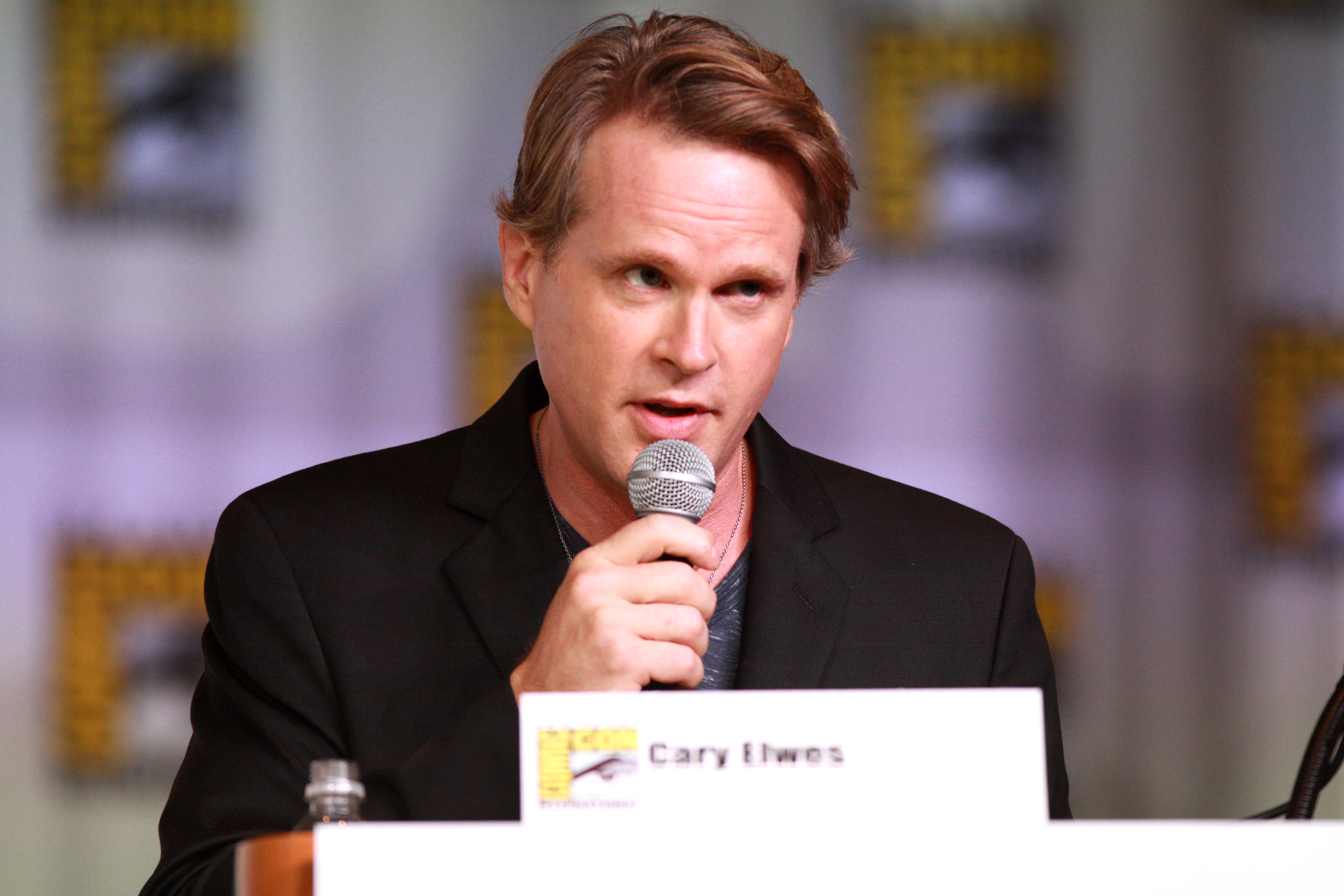 Cary Elwes bei der Comic-Con 2013