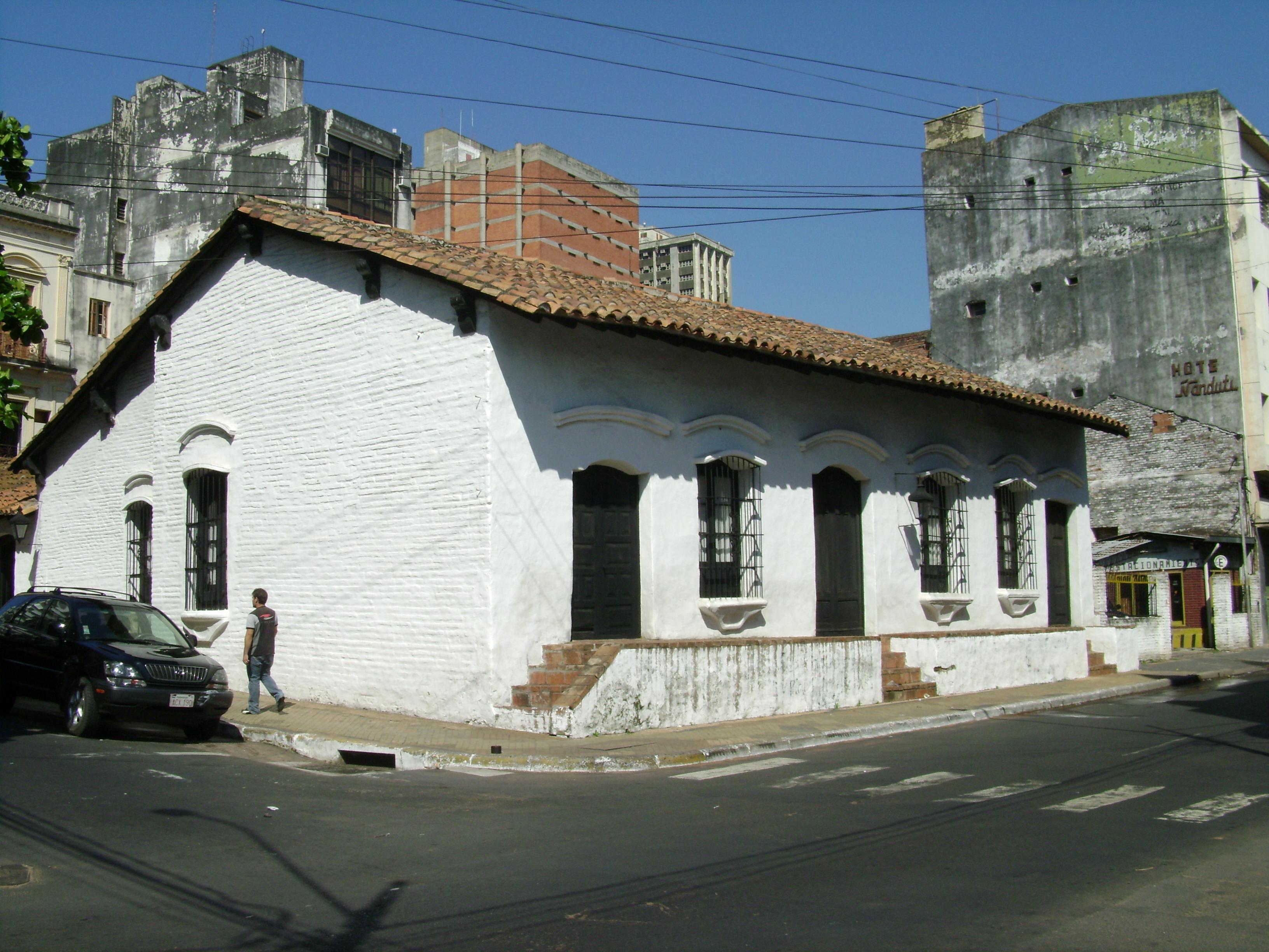 File casa de la independencia museum asunci - Casa en paraguay ...