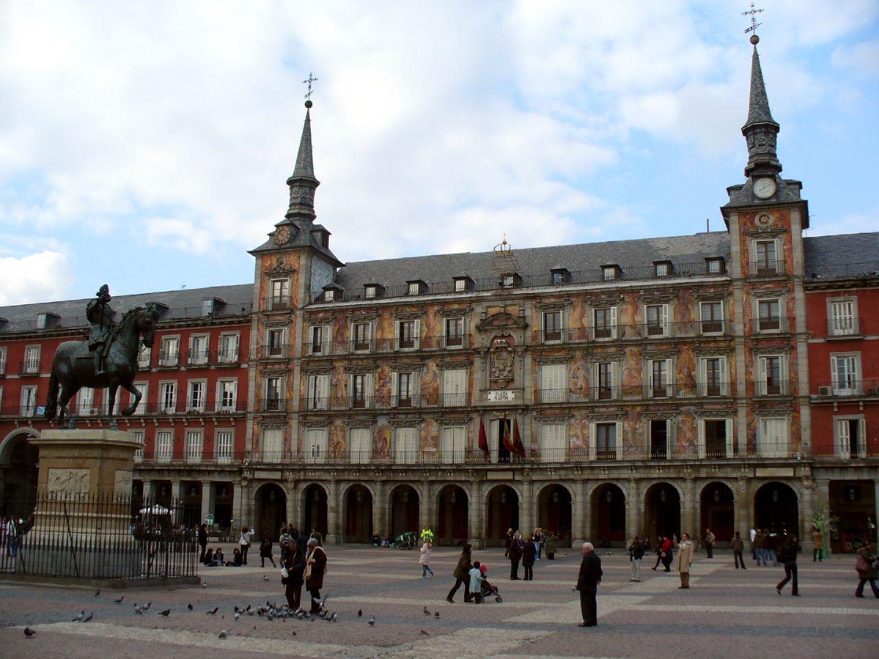 File:Casa de la Panadería (Plaza Mayor de Madrid) 02.jpg ...