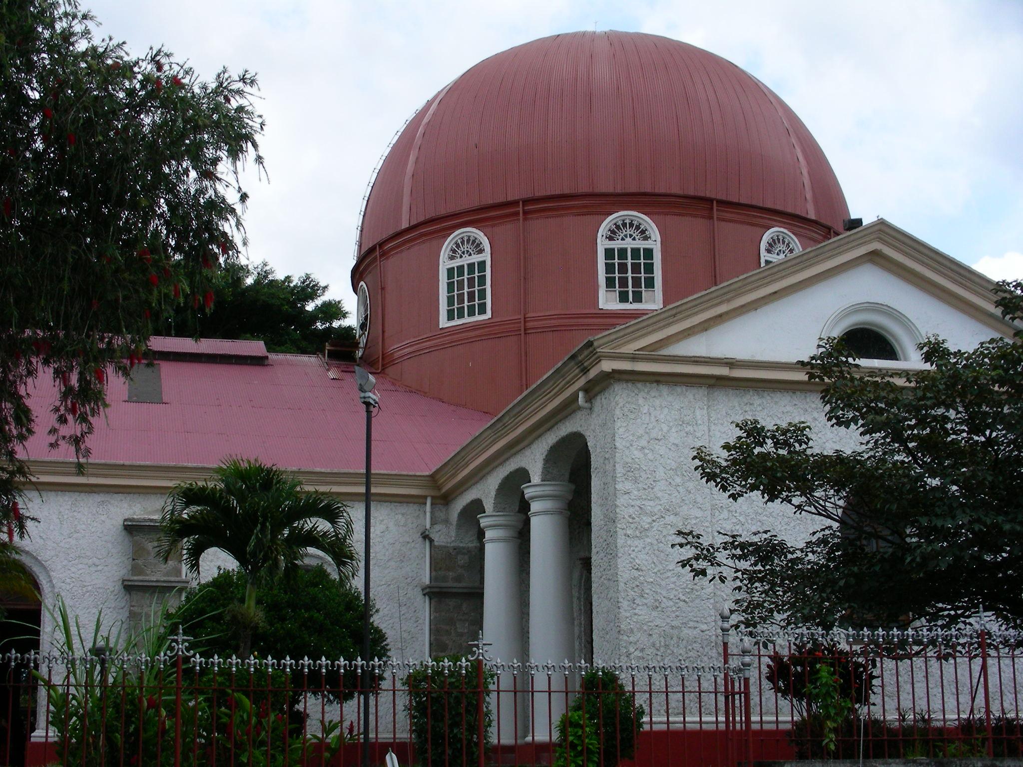 Alajuela City Catedral